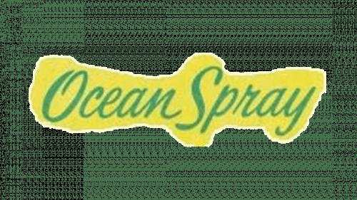 Ocean Spray Logo 1955