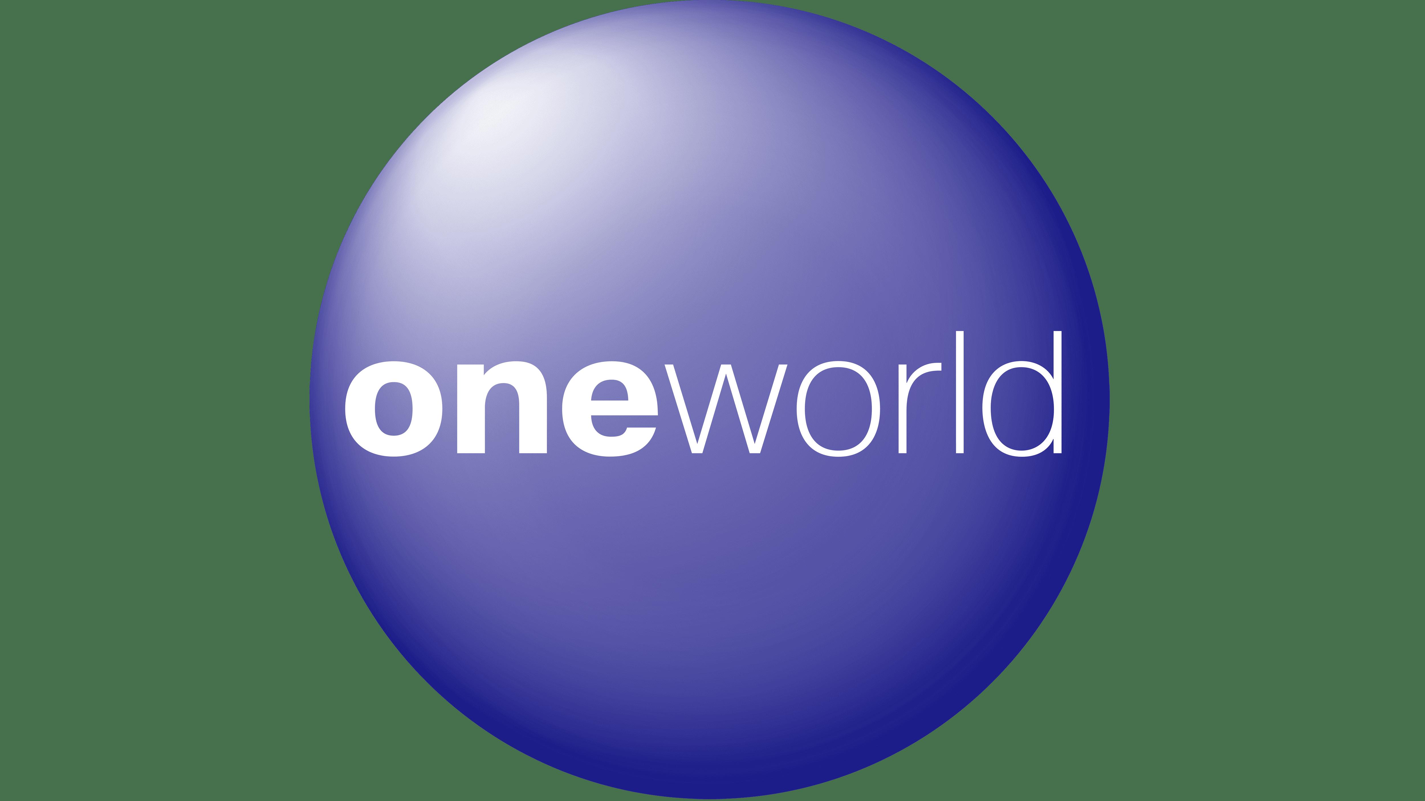 Oneworld Logo Logo