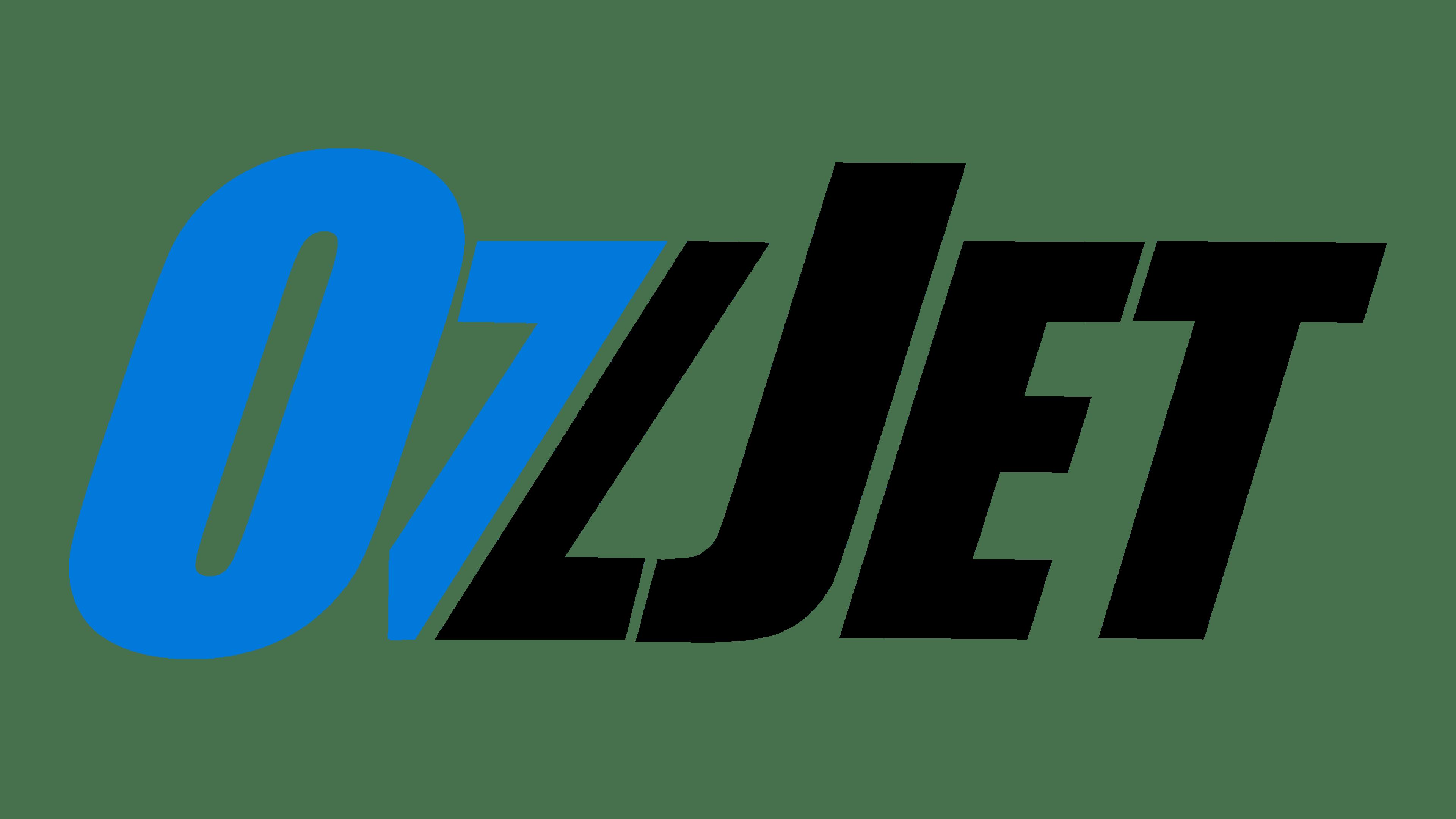 OzJet Logo Logo