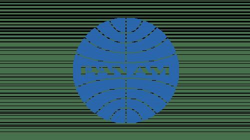 Pan Am Logo 1973