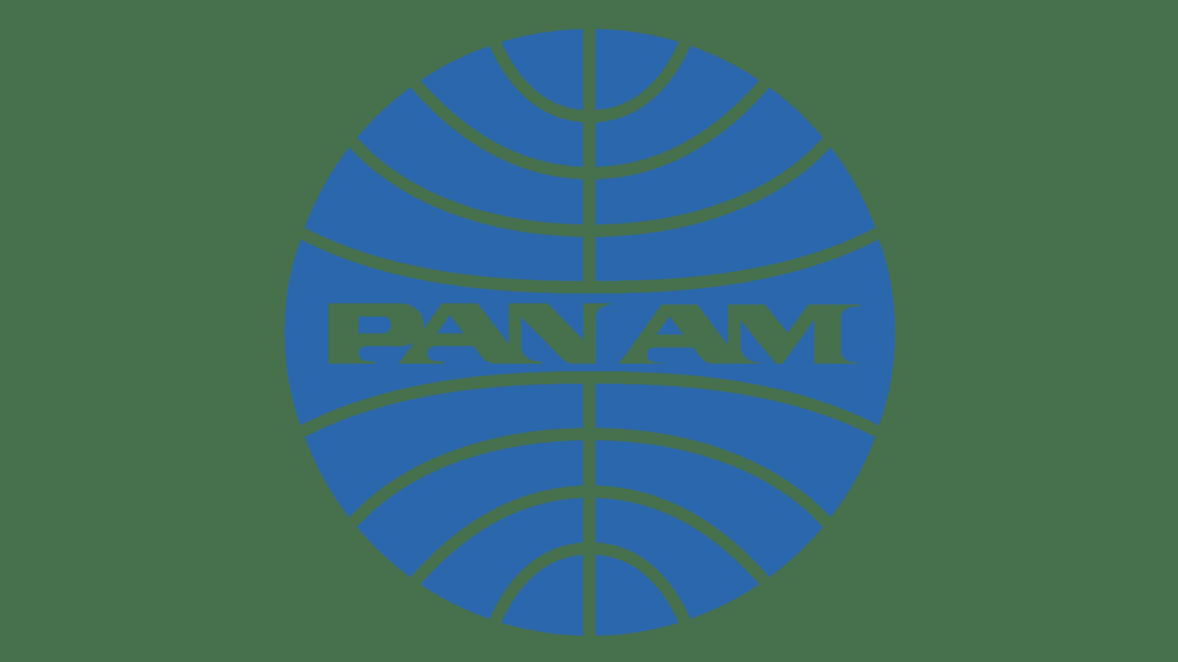 Pan Am Logo Logo
