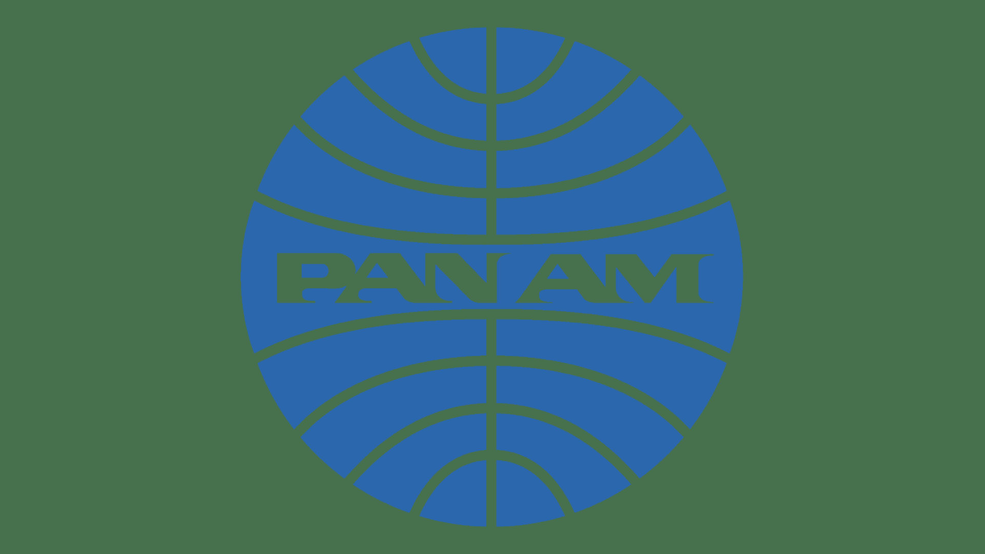 Pan American Airways Logo Logo