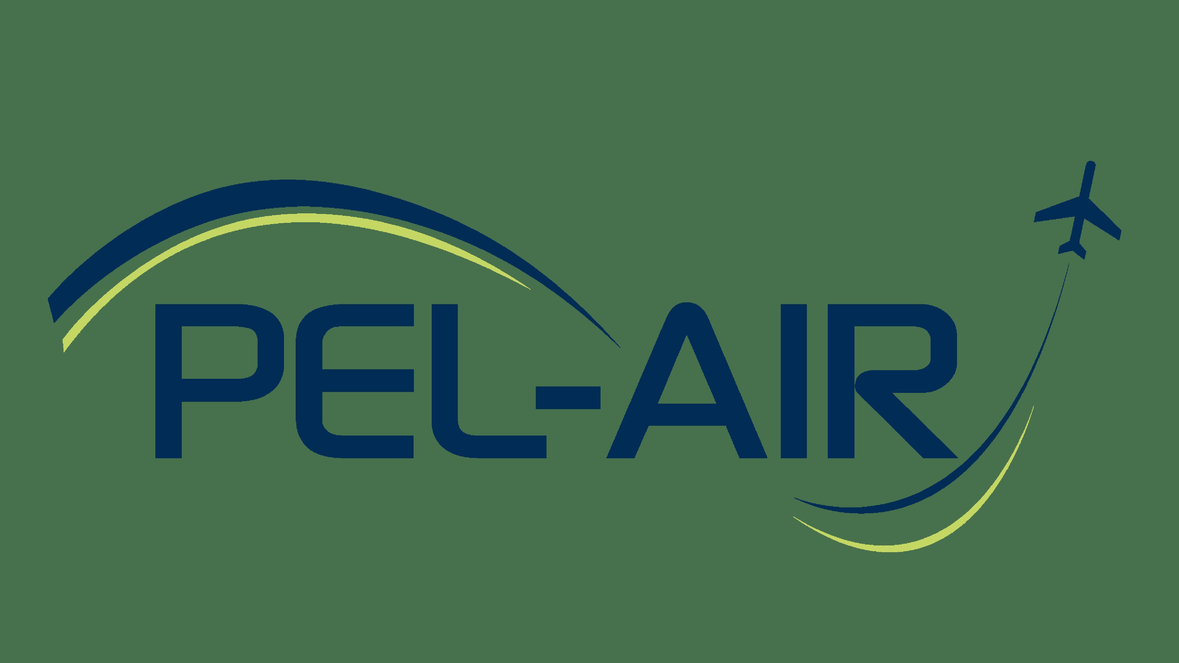 Pel-Air Logo Logo