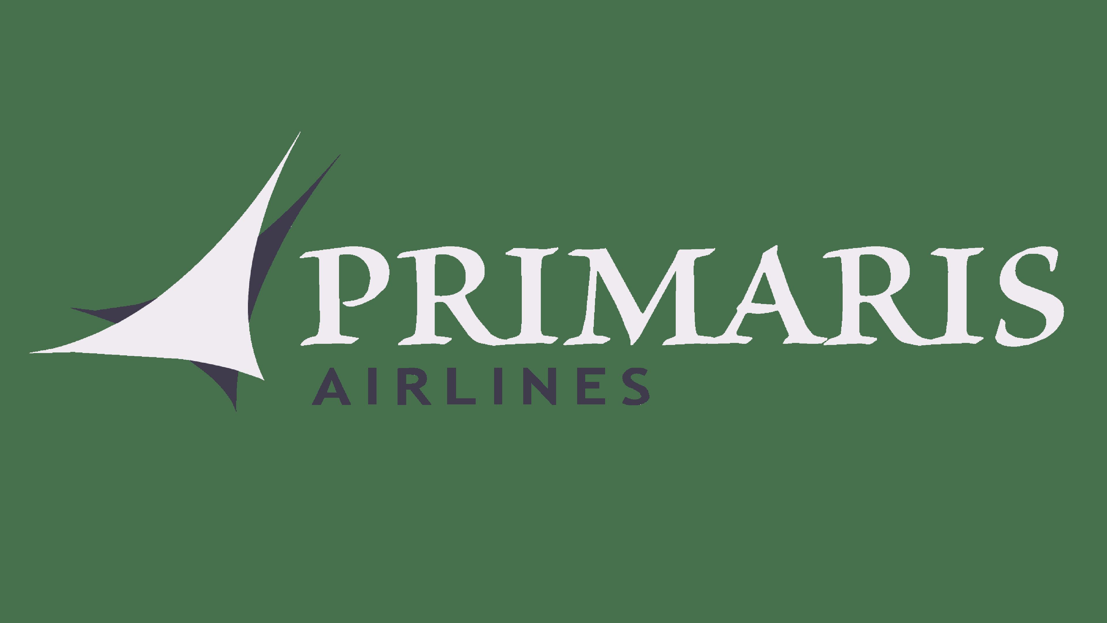 Primaris Airlines Logo Logo