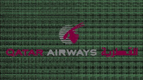 Qatar Airways Logo 1997