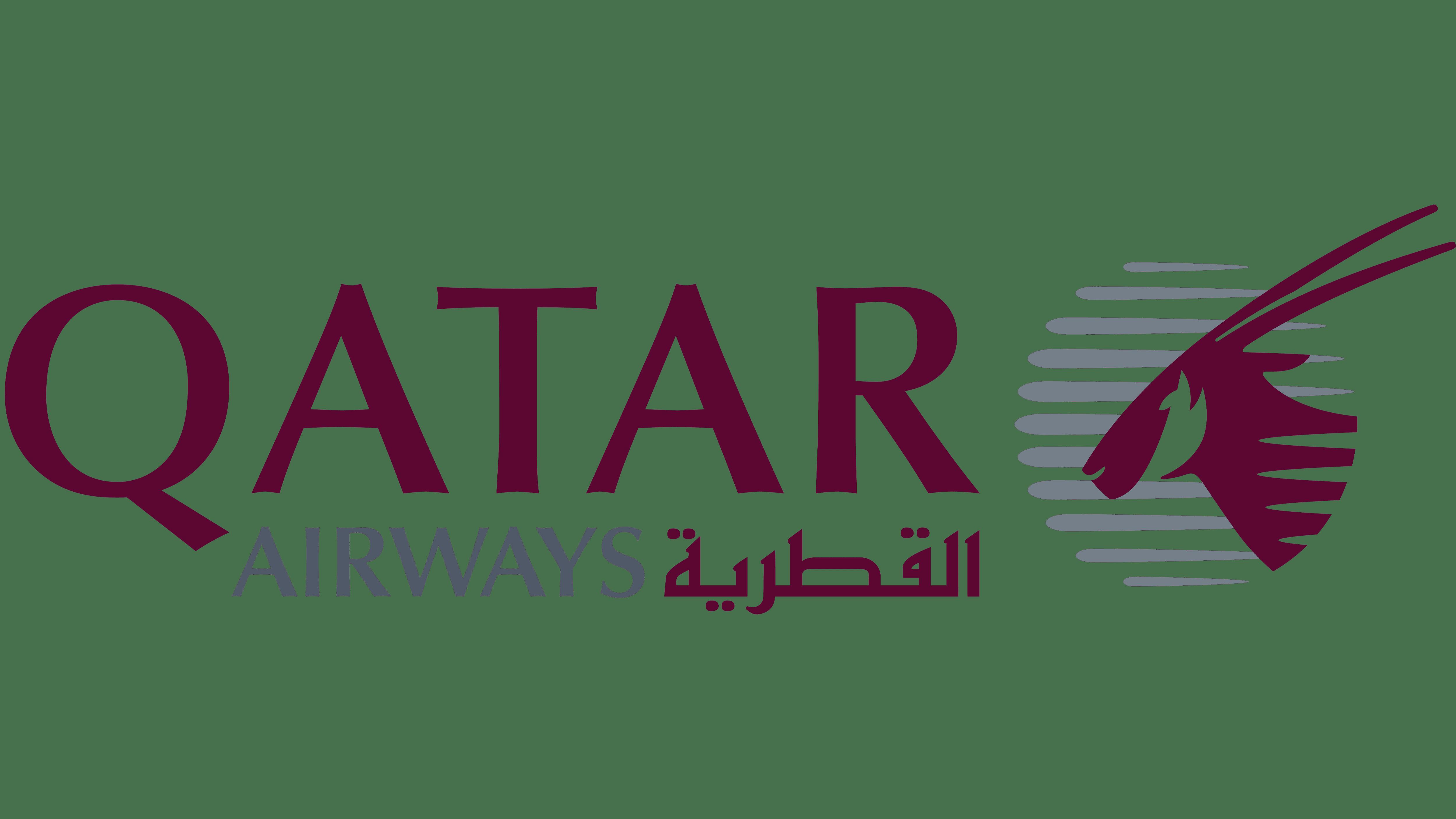 Qatar Airways Logo Logo