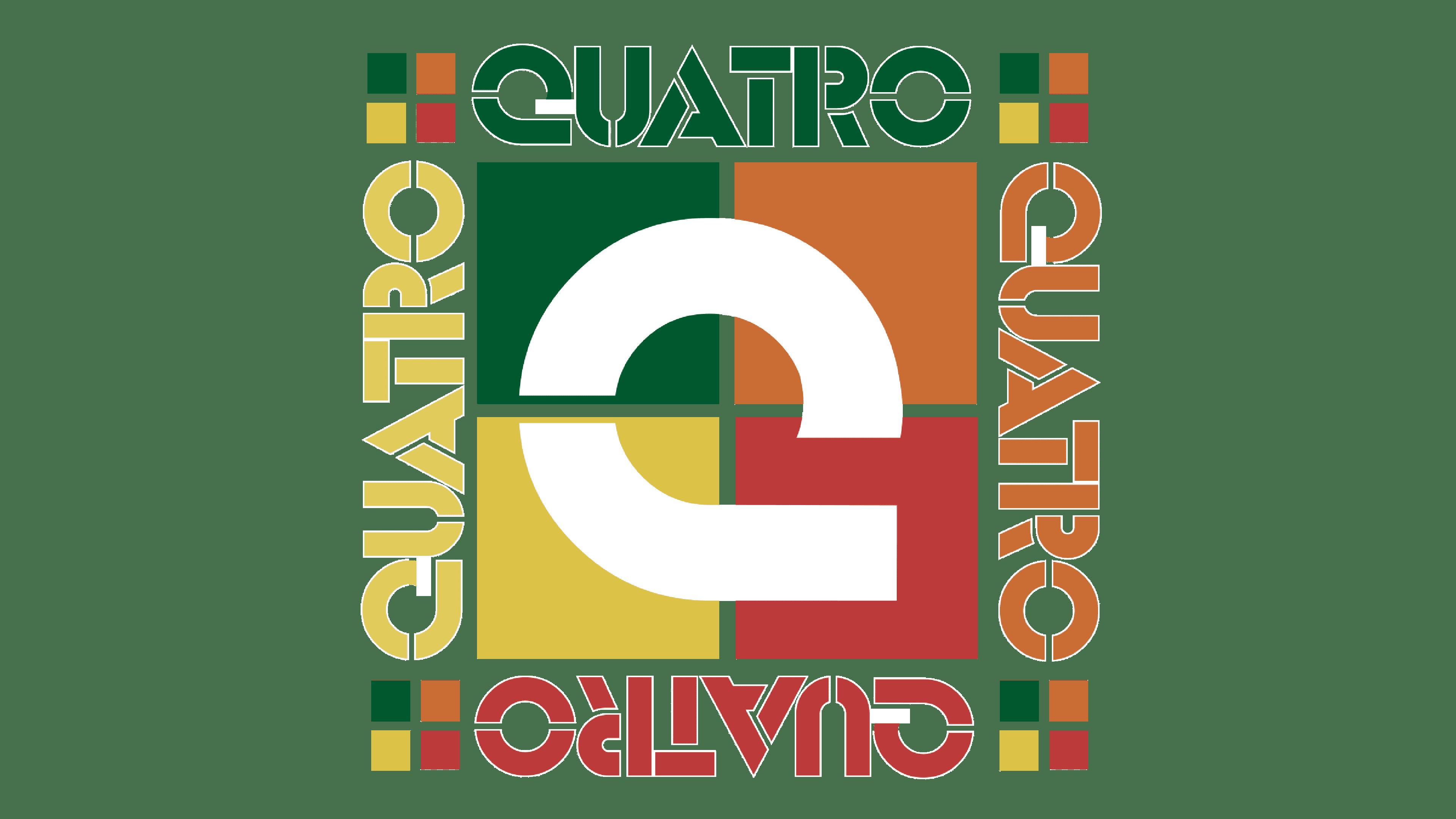 Quatro Logo Logo