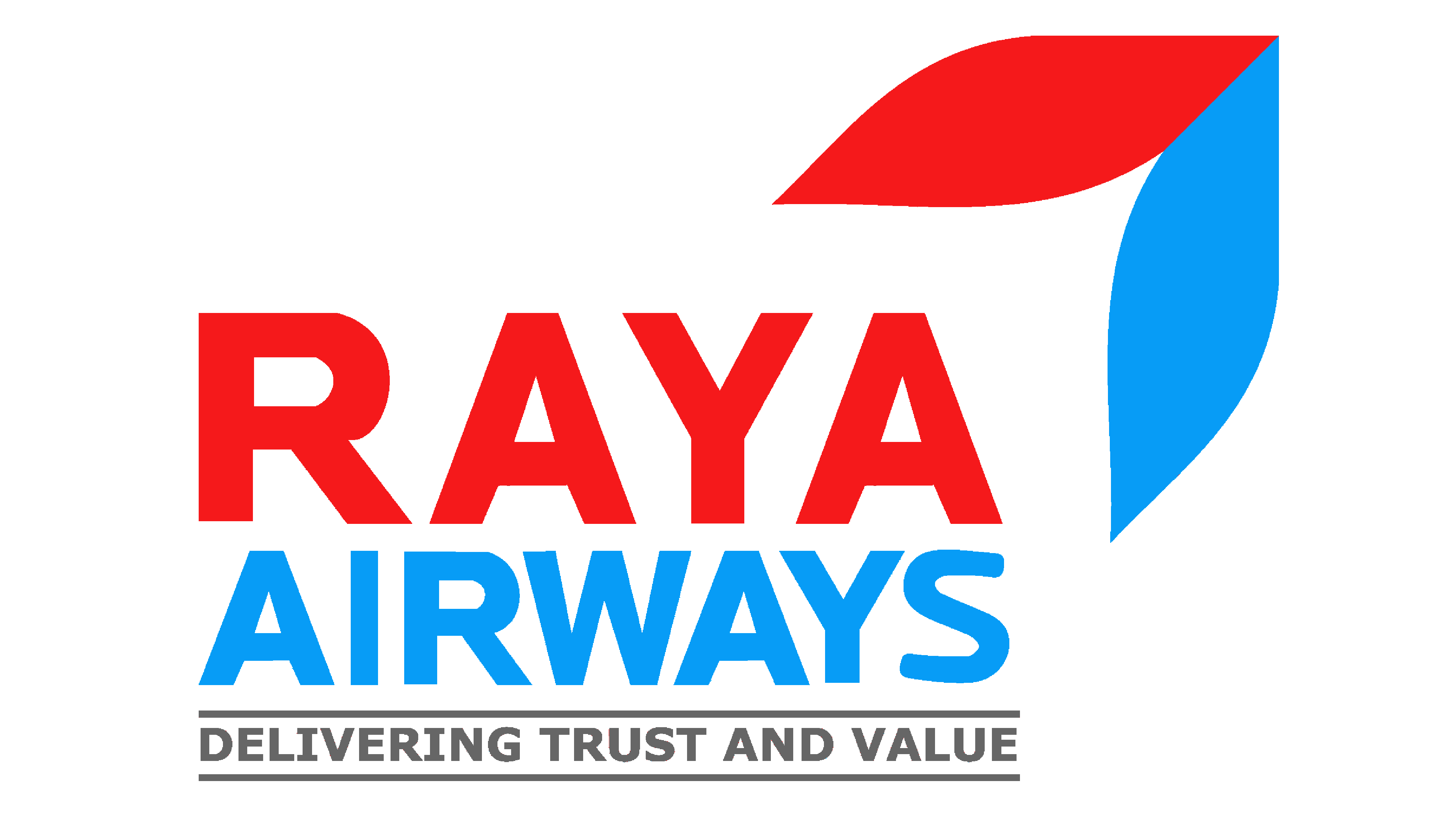 Raya Airways Logo Logo