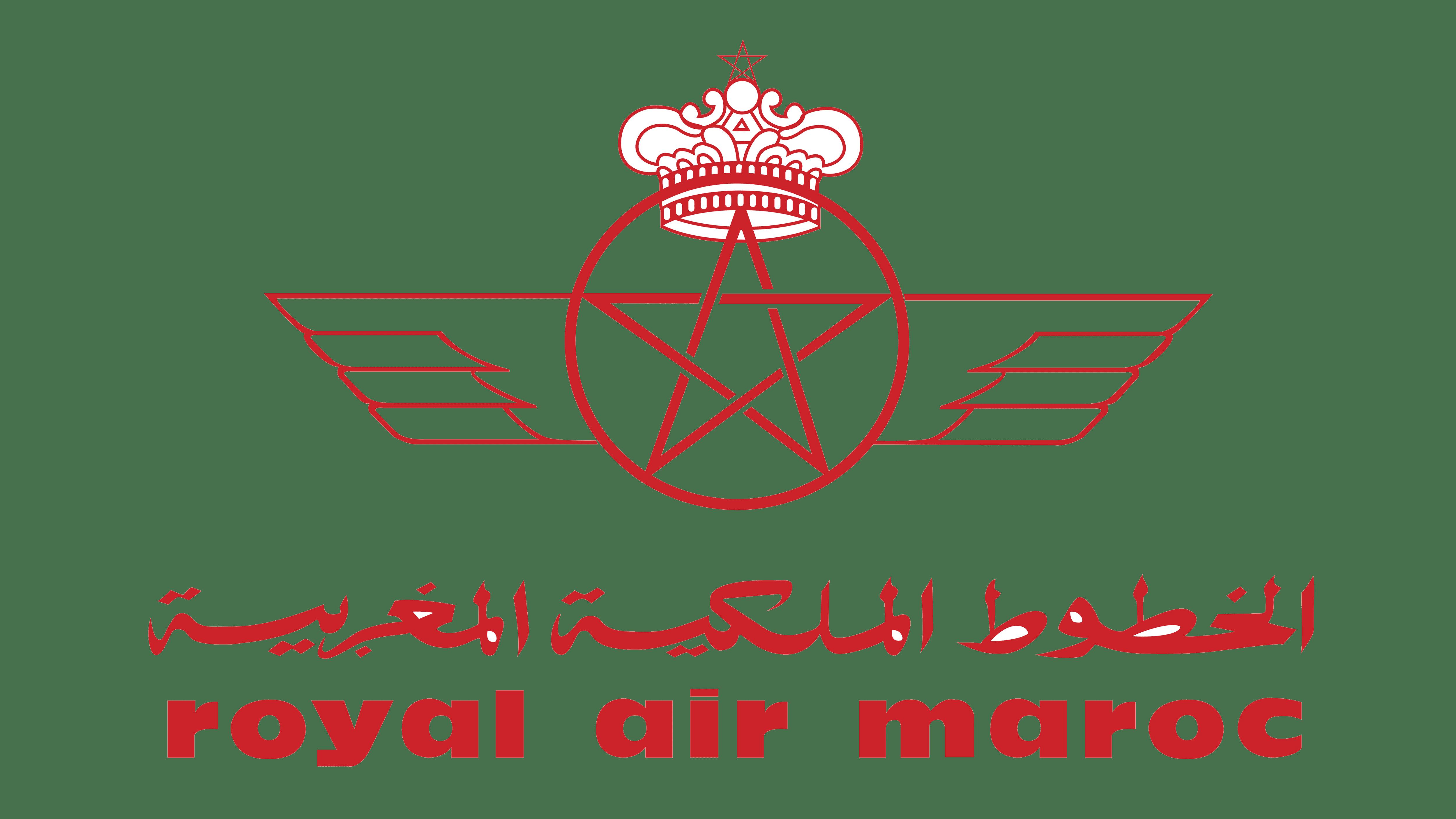Royal Air Maroc Logo Logo