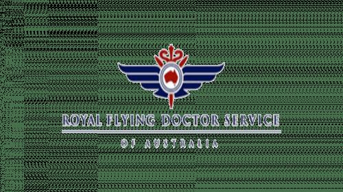Royal Flying Doctor Service of Australia Logo 1993