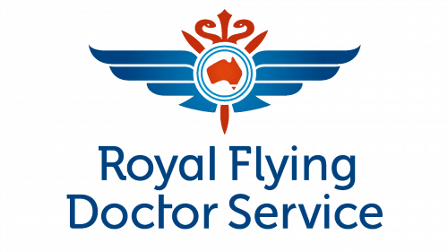 Royal Flying Doctor Service of Australia Logo