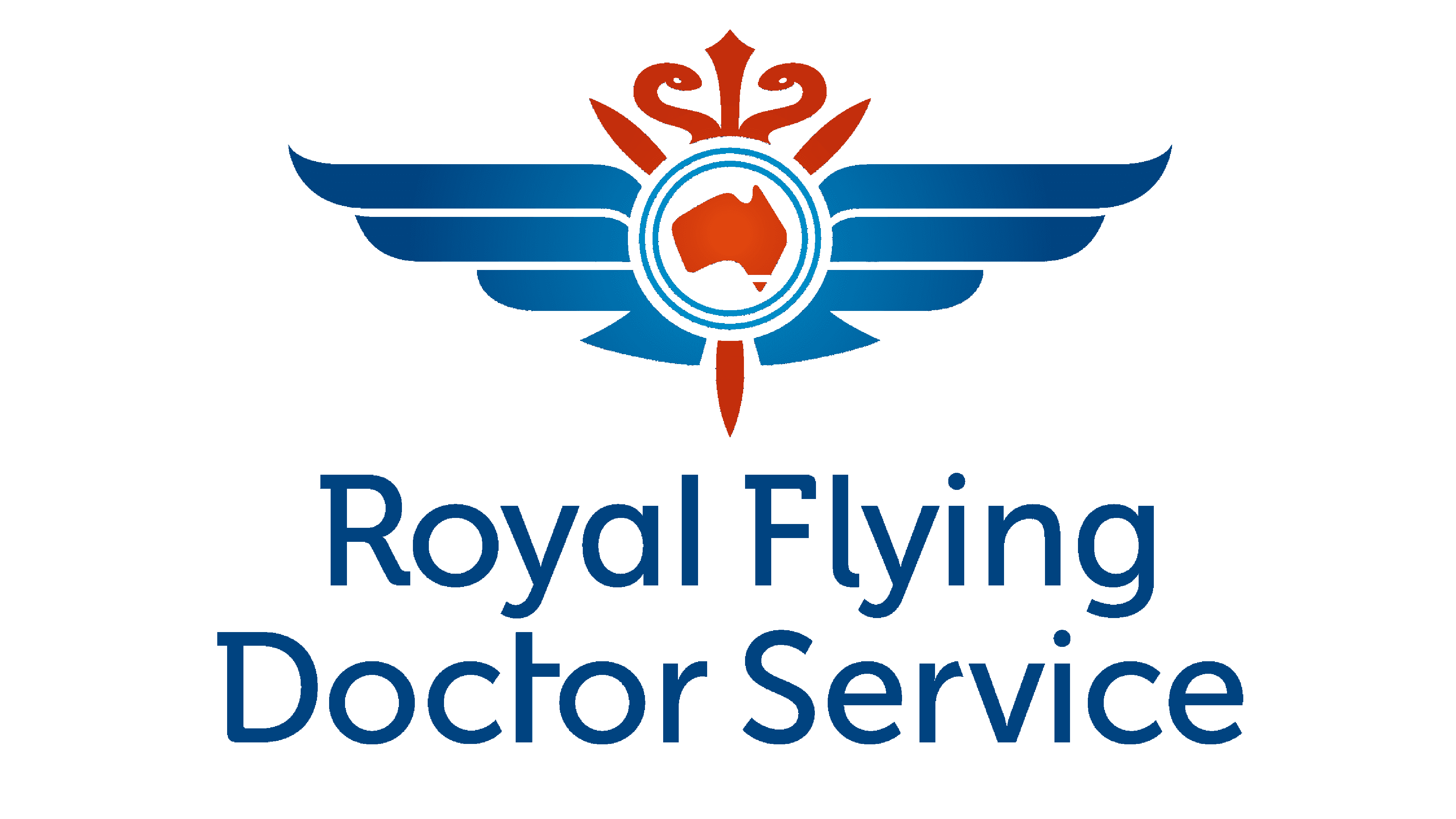 Royal Flying Doctor Service of Australia Logo Logo