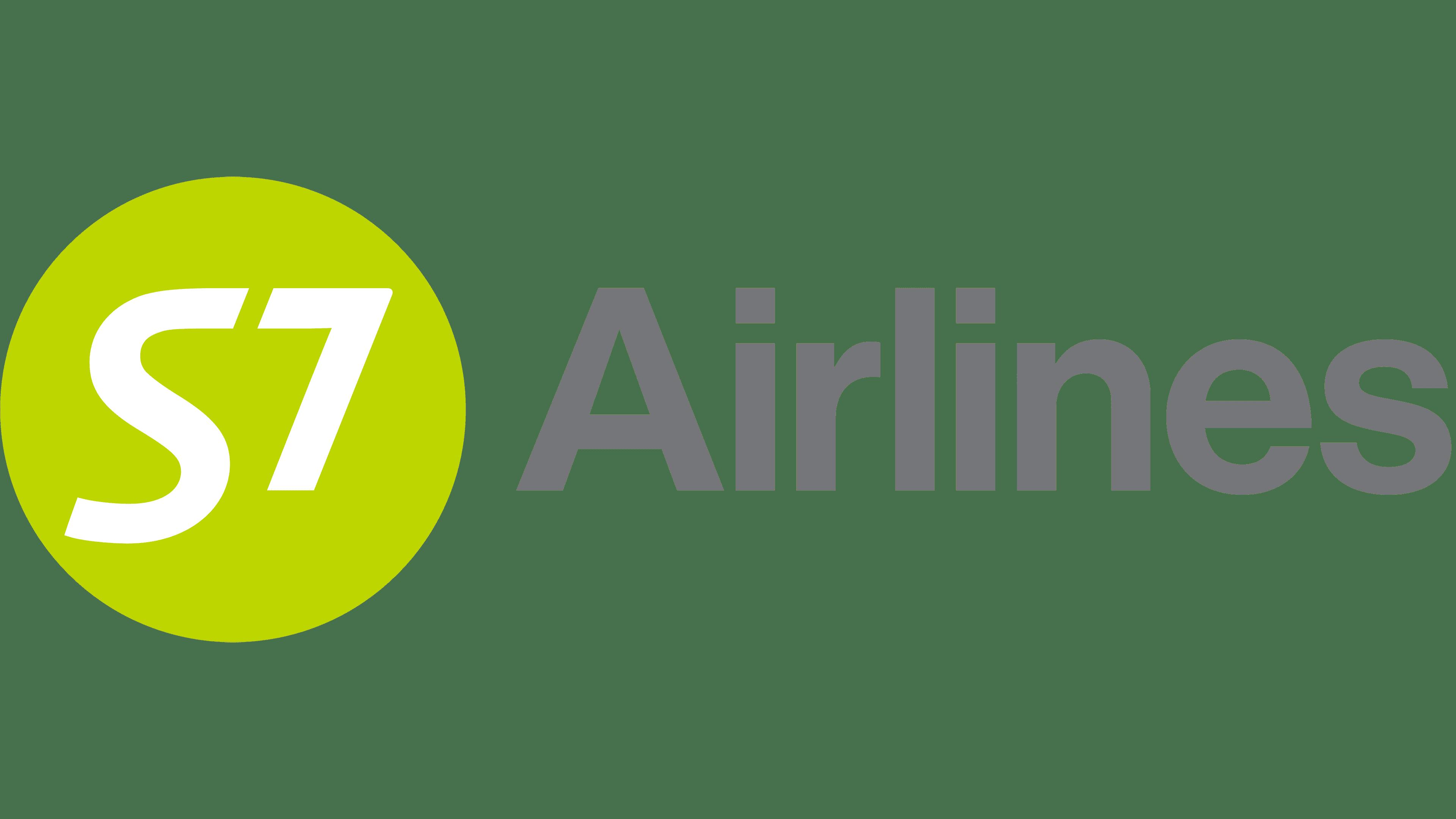 S7 Airlines Logo Logo
