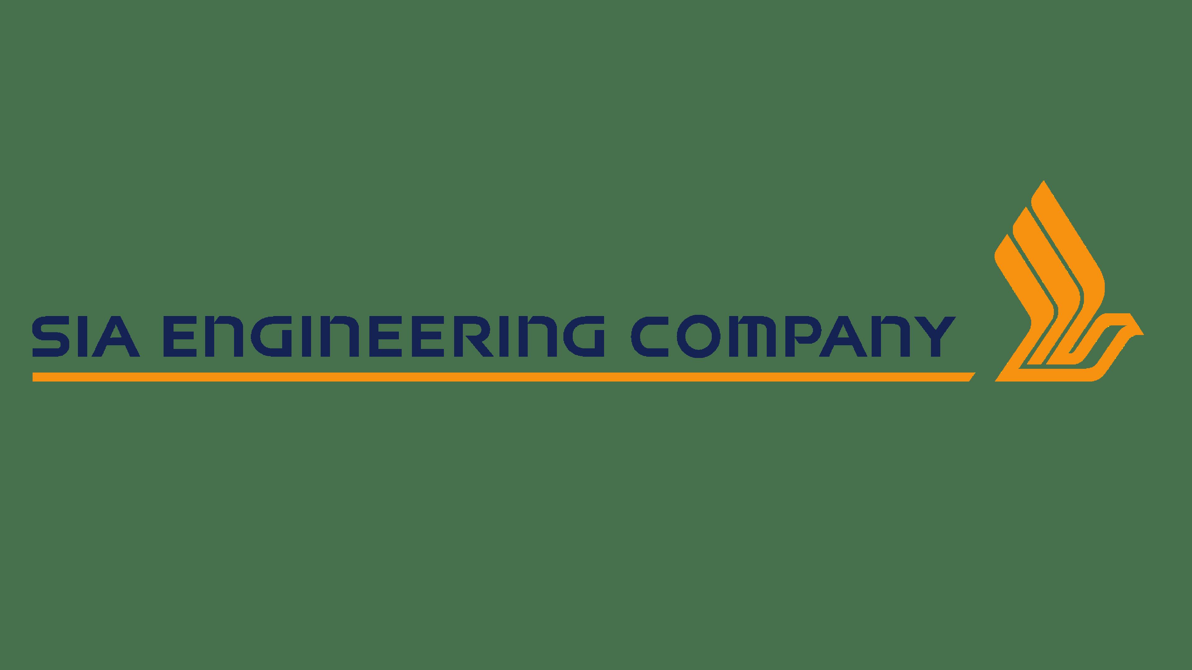 SIA Engineering Company Logo Logo