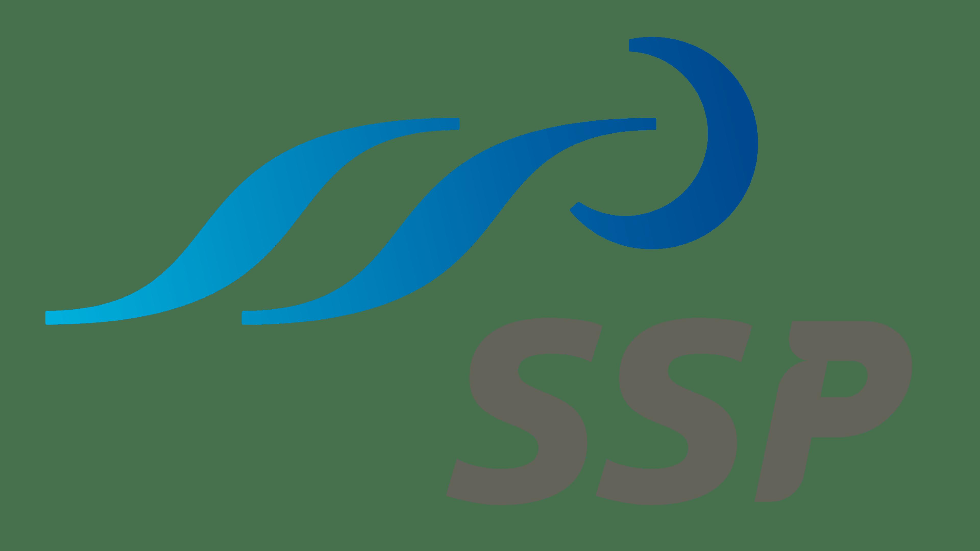 SSP Group Logo Logo