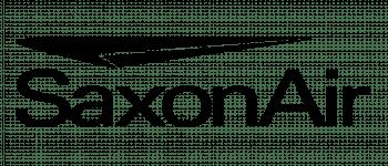 SaxonAir Logo Logo