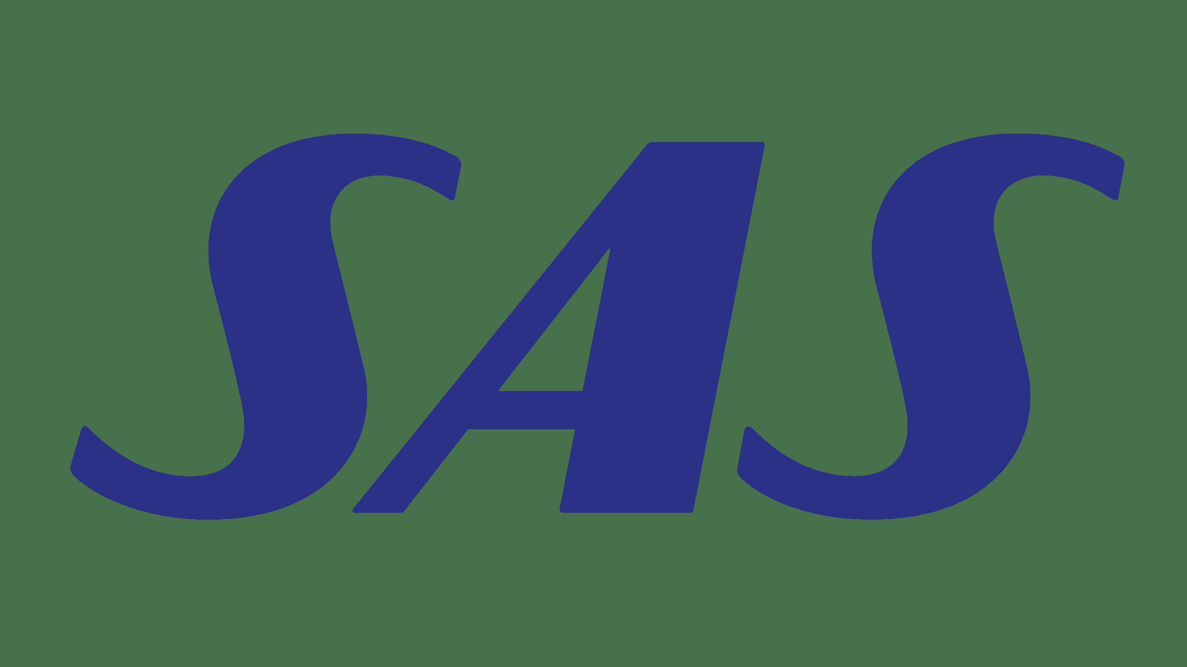 Scandinavian Airlines Logo Logo