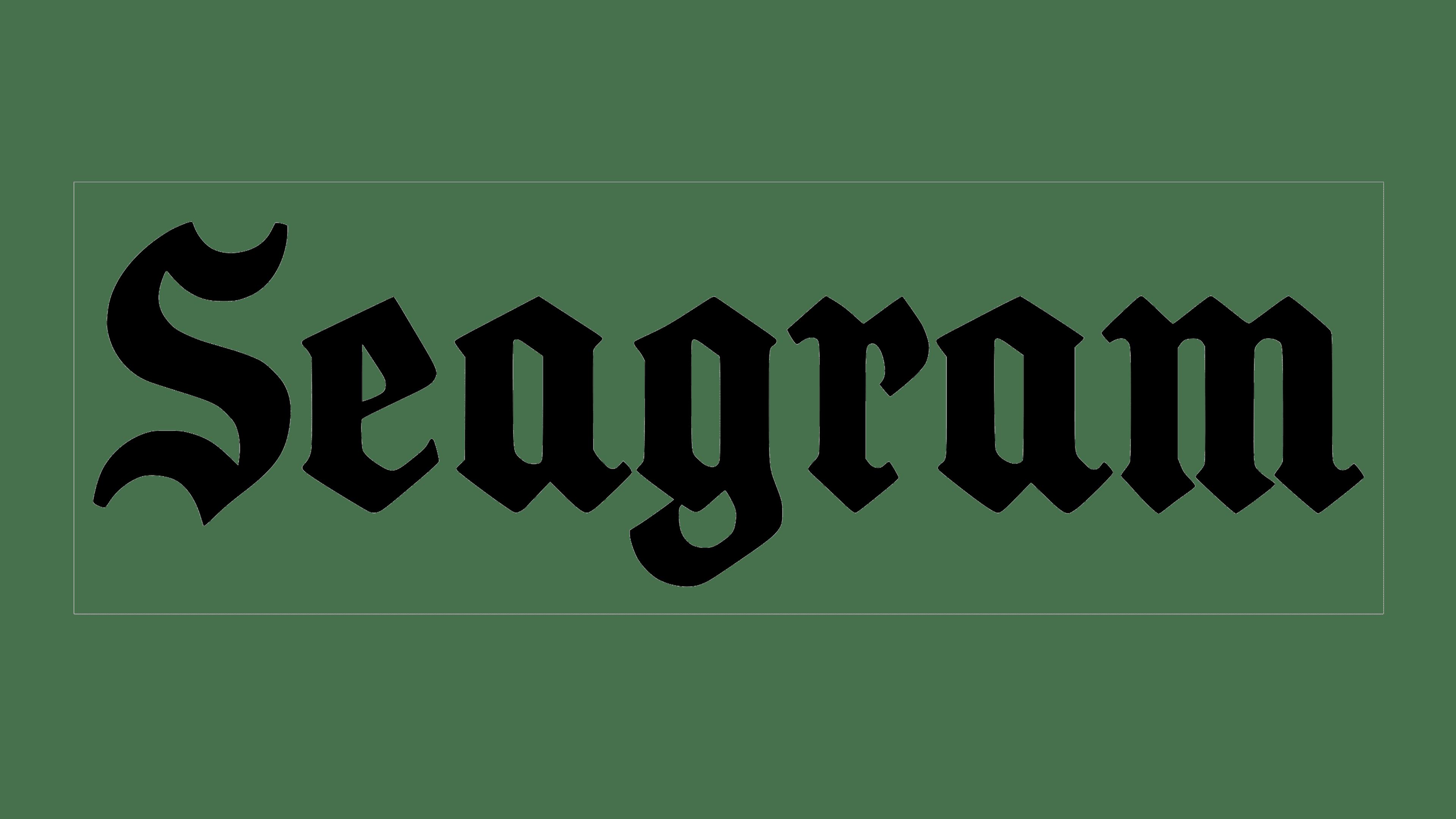Seagram Company Ltd. Logo Logo