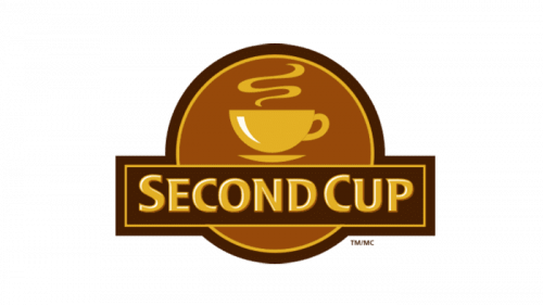Second Cup Logo 2006