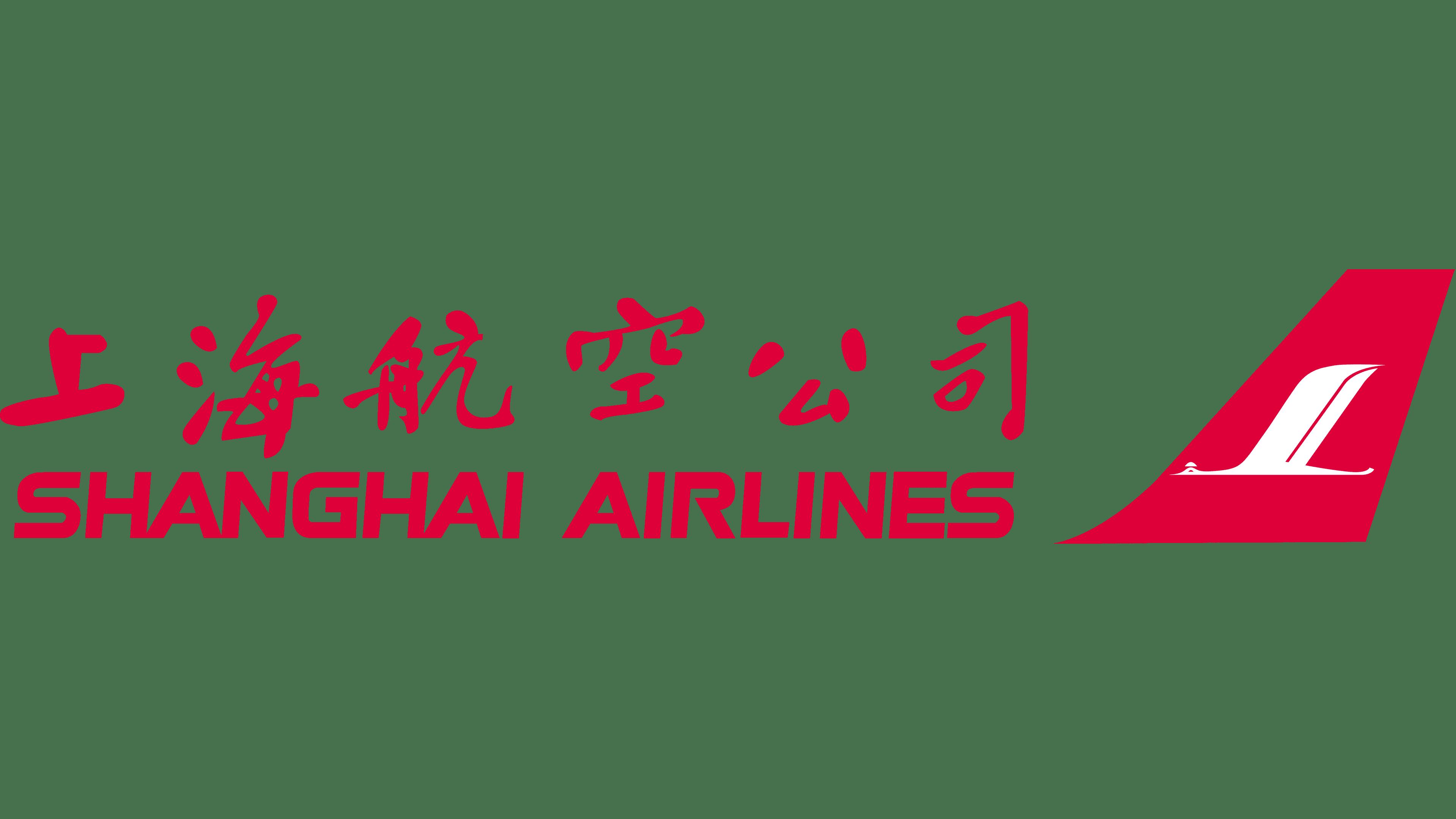 Shanghai Airlines Logo Logo