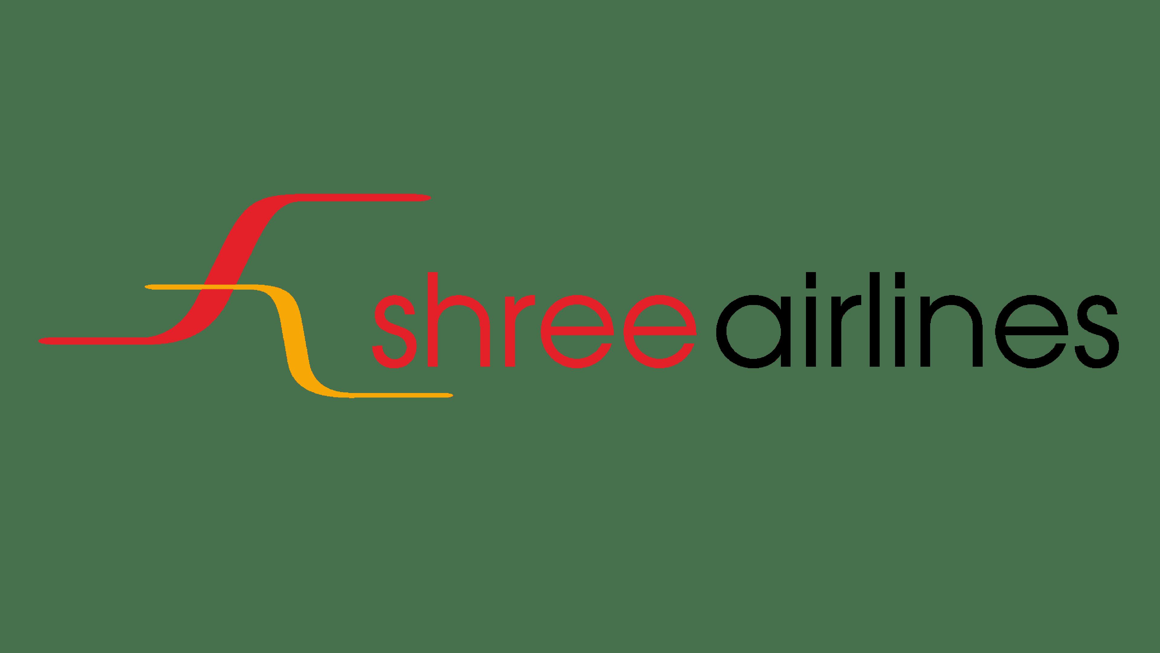 Shree Airlines Logo Logo