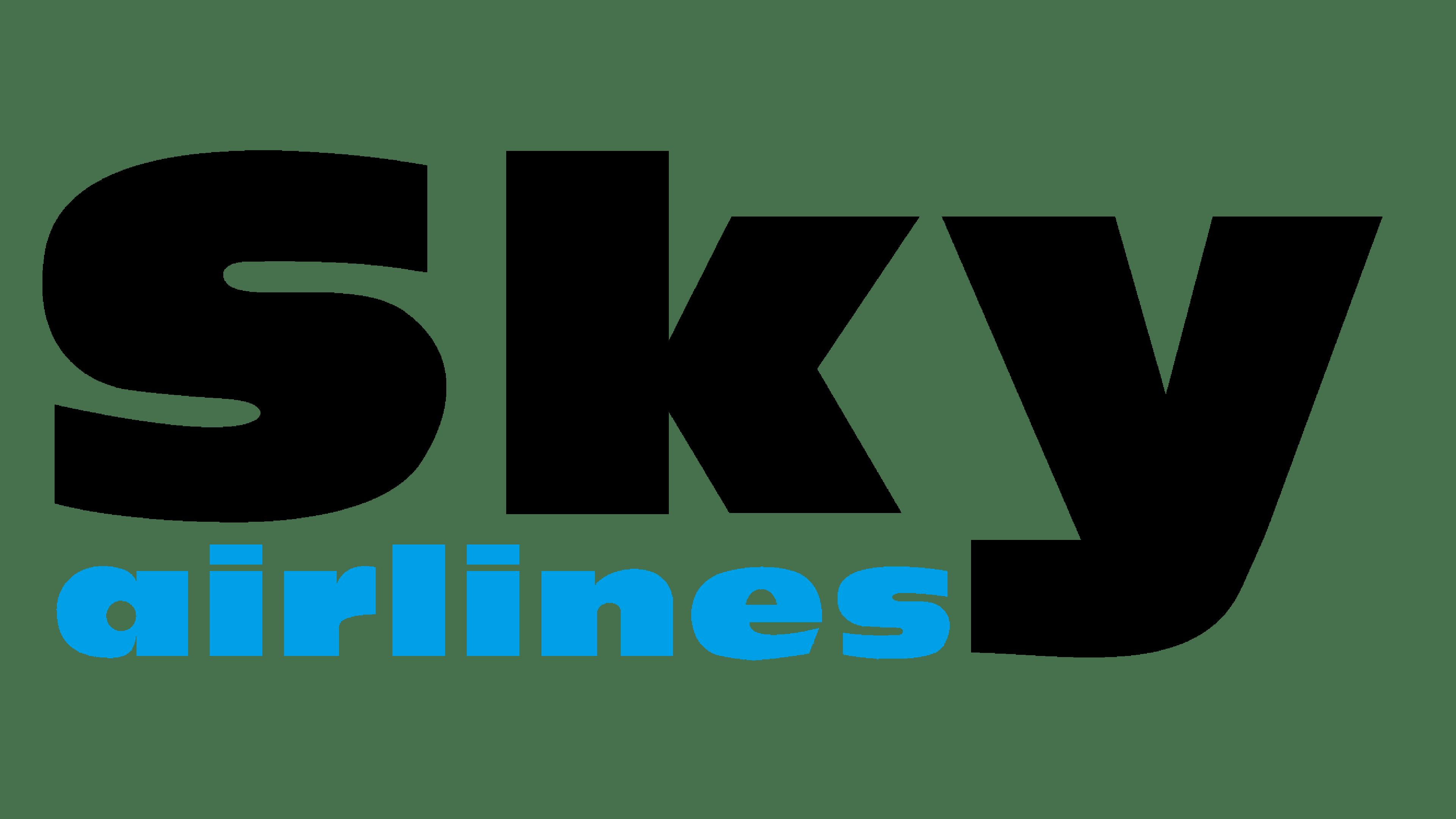Sky Airlines Logo Logo