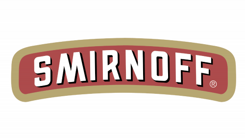 Smirnoff Logo 1940