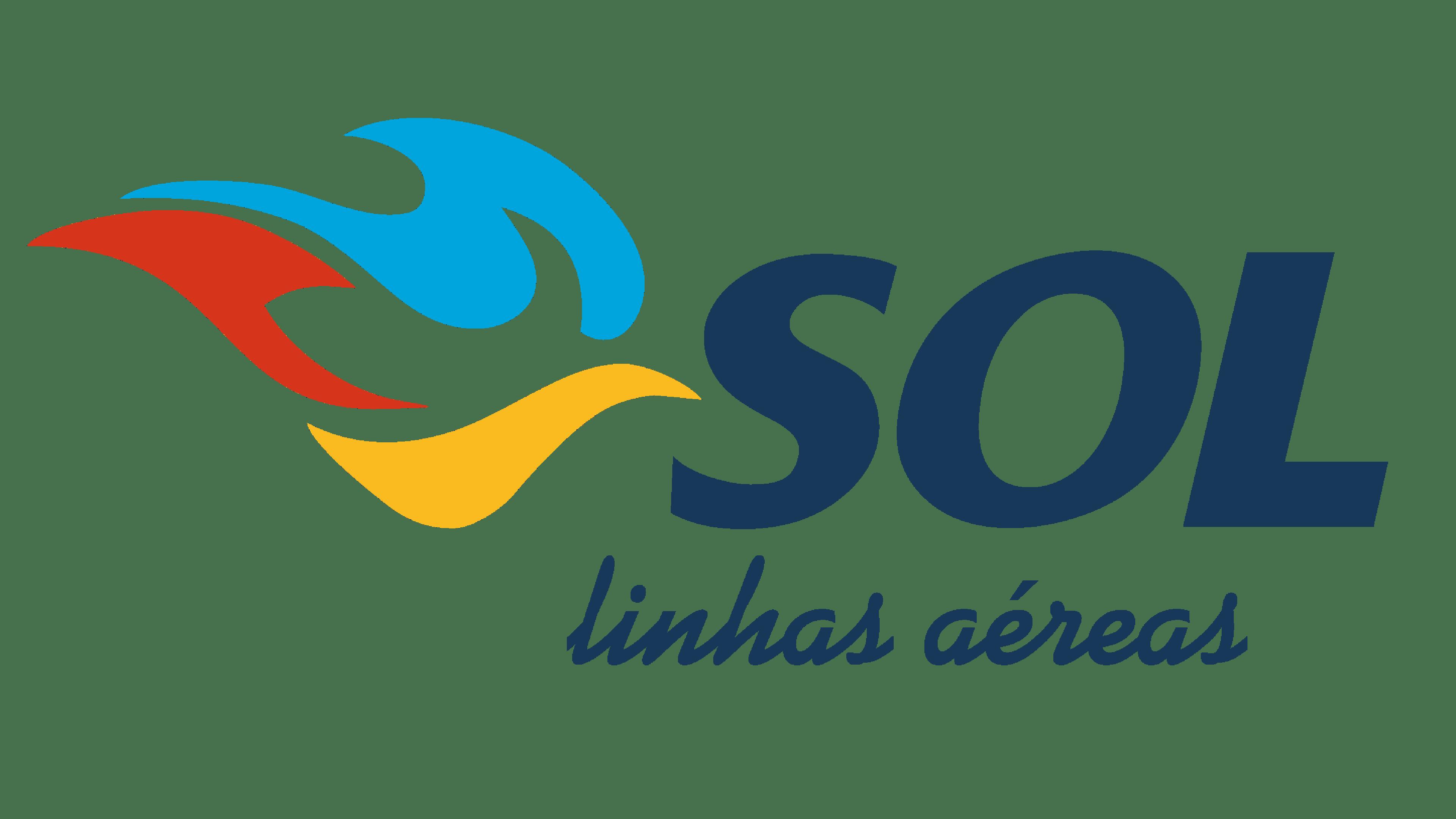 Sol Linhas Aéreas Logo Logo