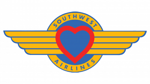 Southwest Airlines Logo 1971