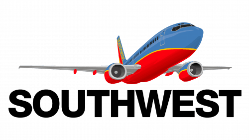 Southwest Airlines Logo 1998