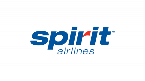 Spirit Airlines Logo 2002