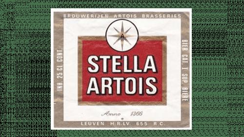 Stella Artois Logo 1962