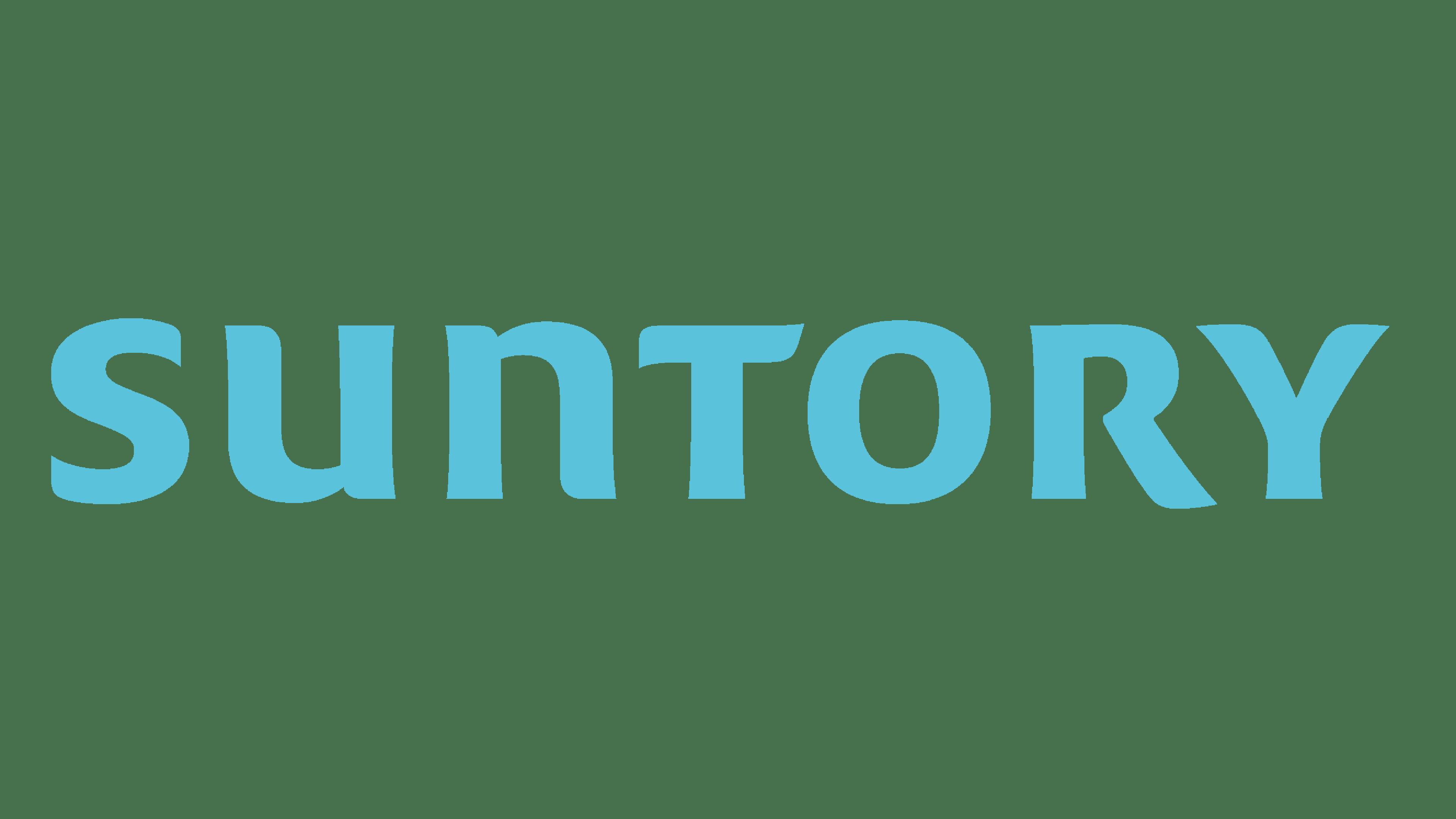 Suntory Logo Logo