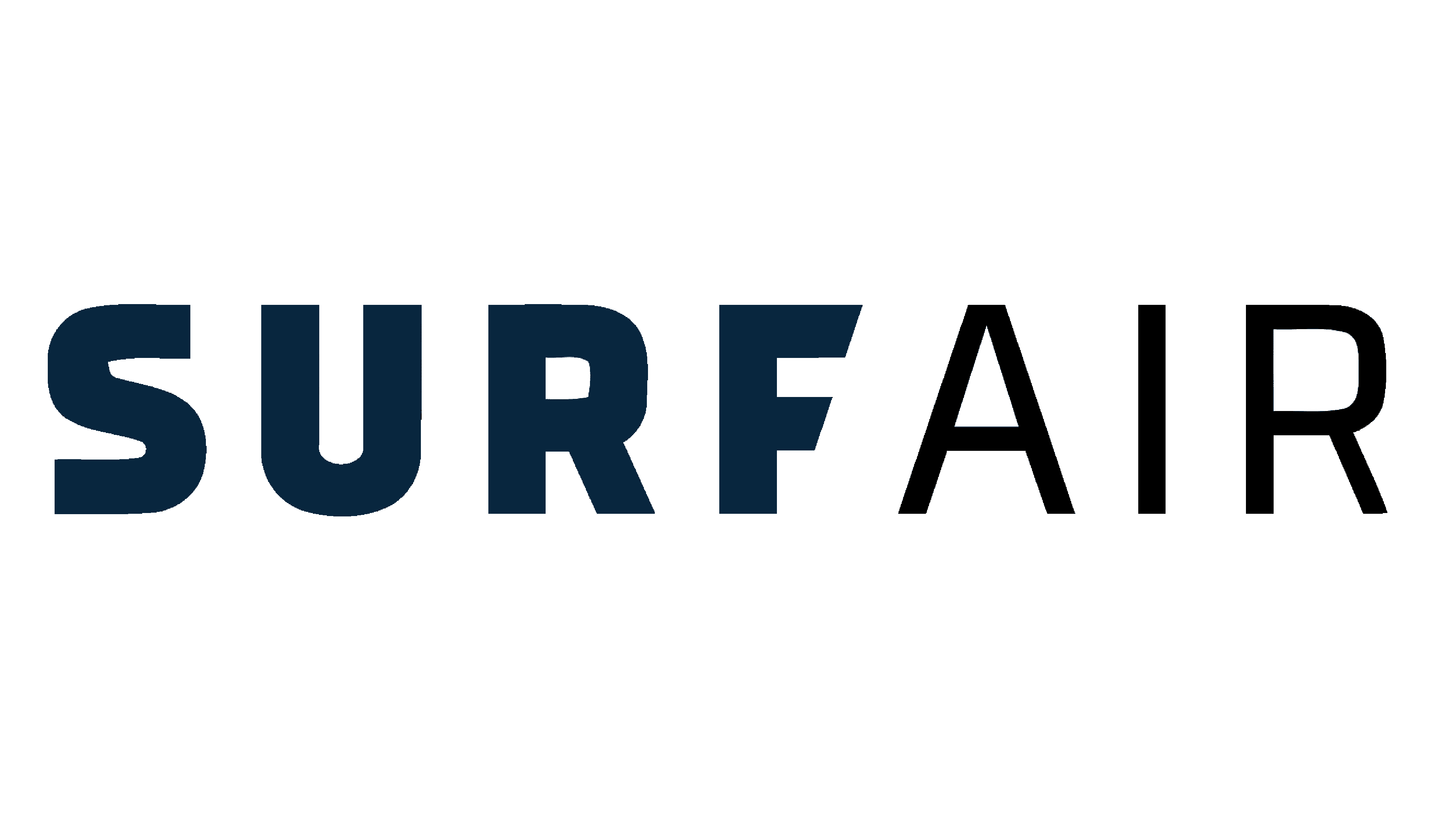 Surf Air Logo Logo