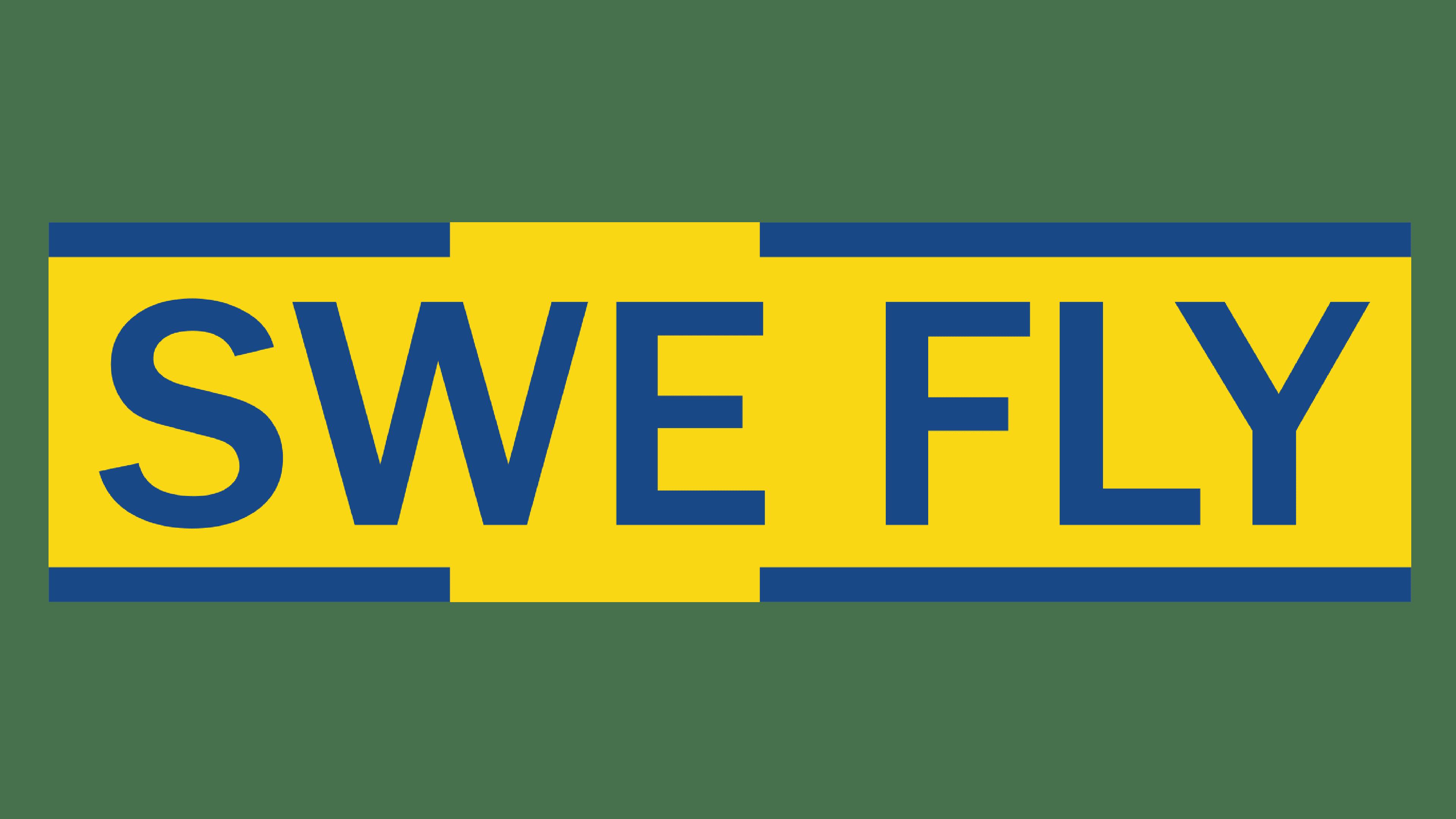 Swe Fly Logo Logo