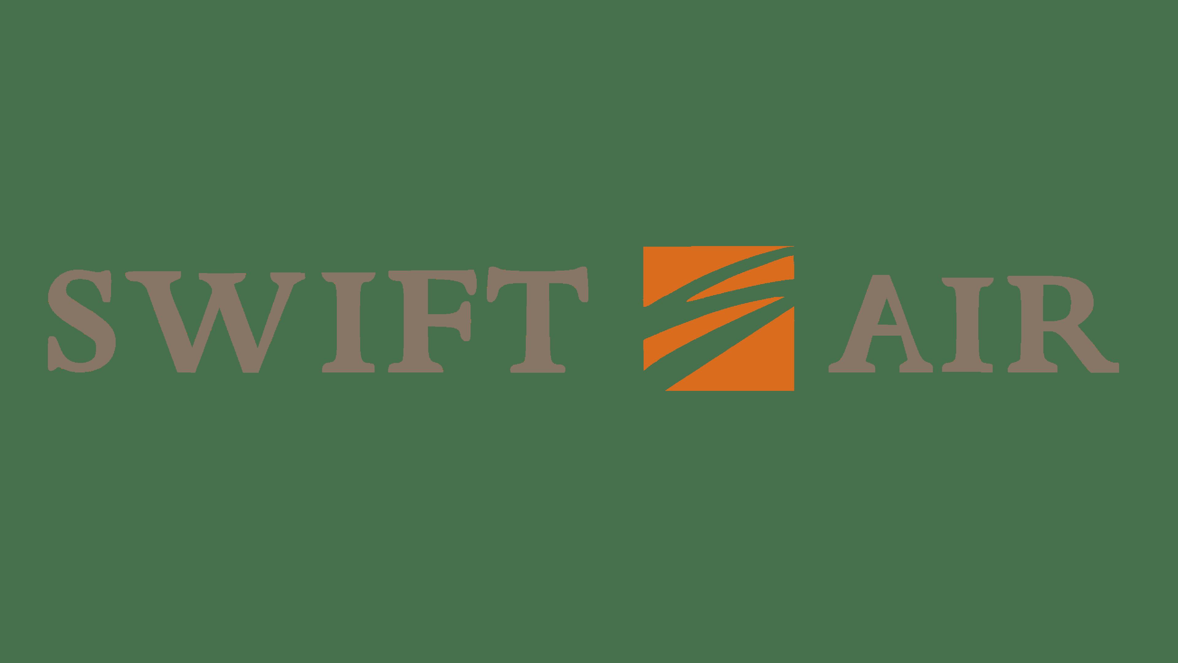 Swift Air Logo Logo