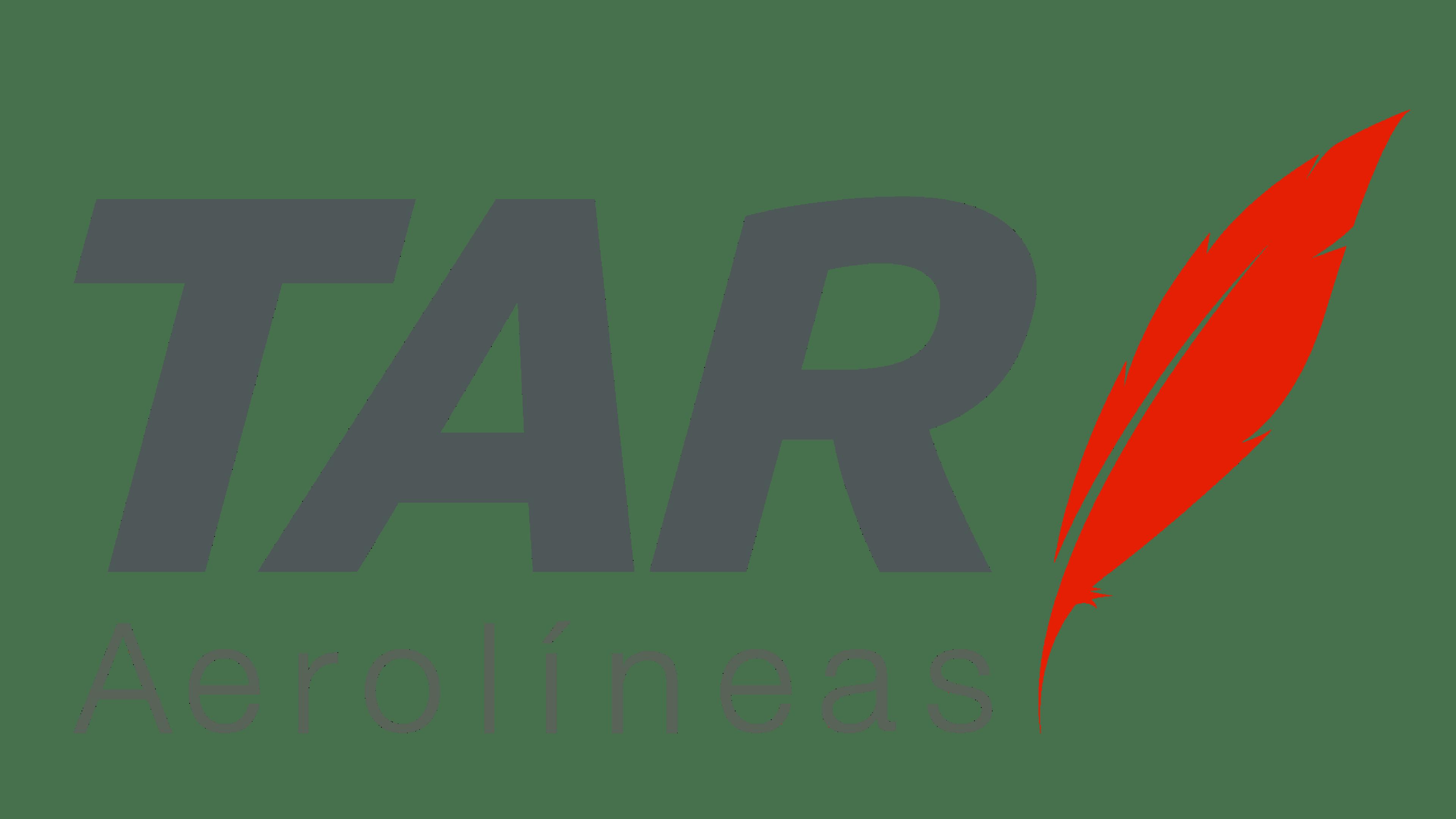 TAR Aerolineas Logo Logo