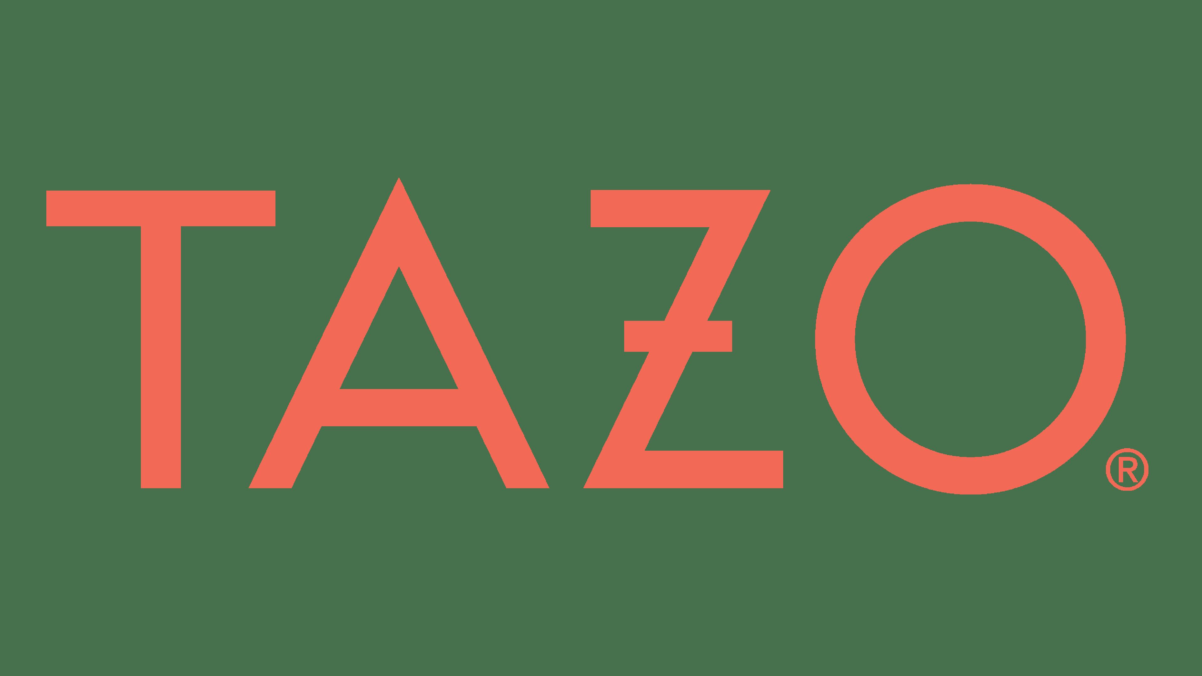 Tazo Logo Logo