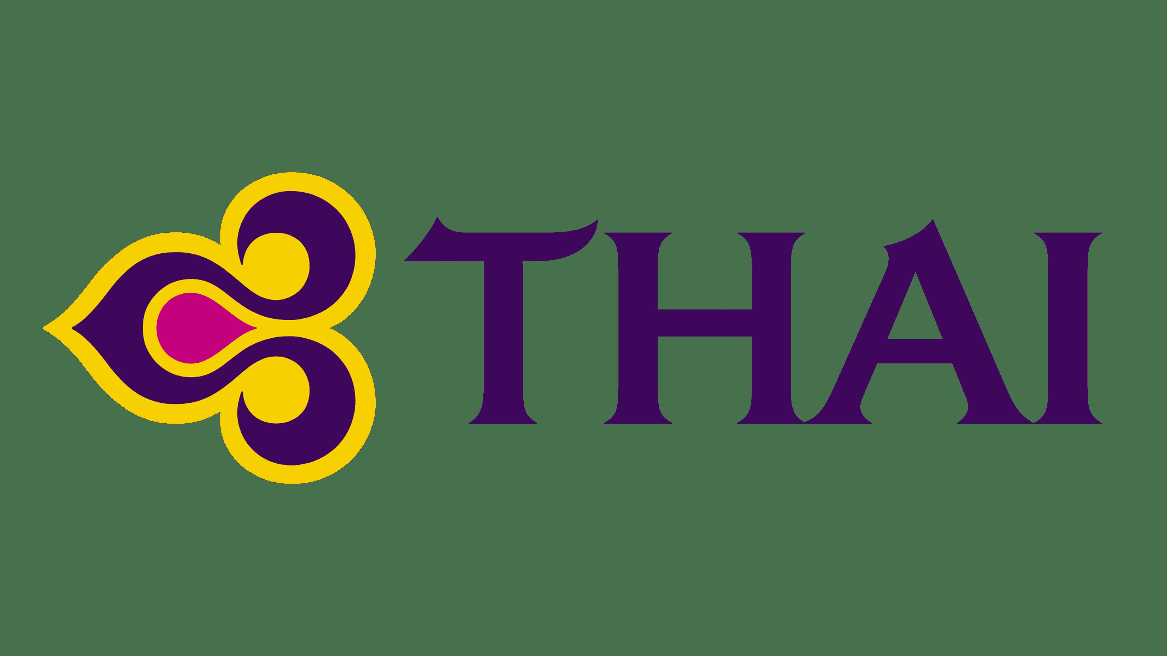Thai Airways Logo Logo