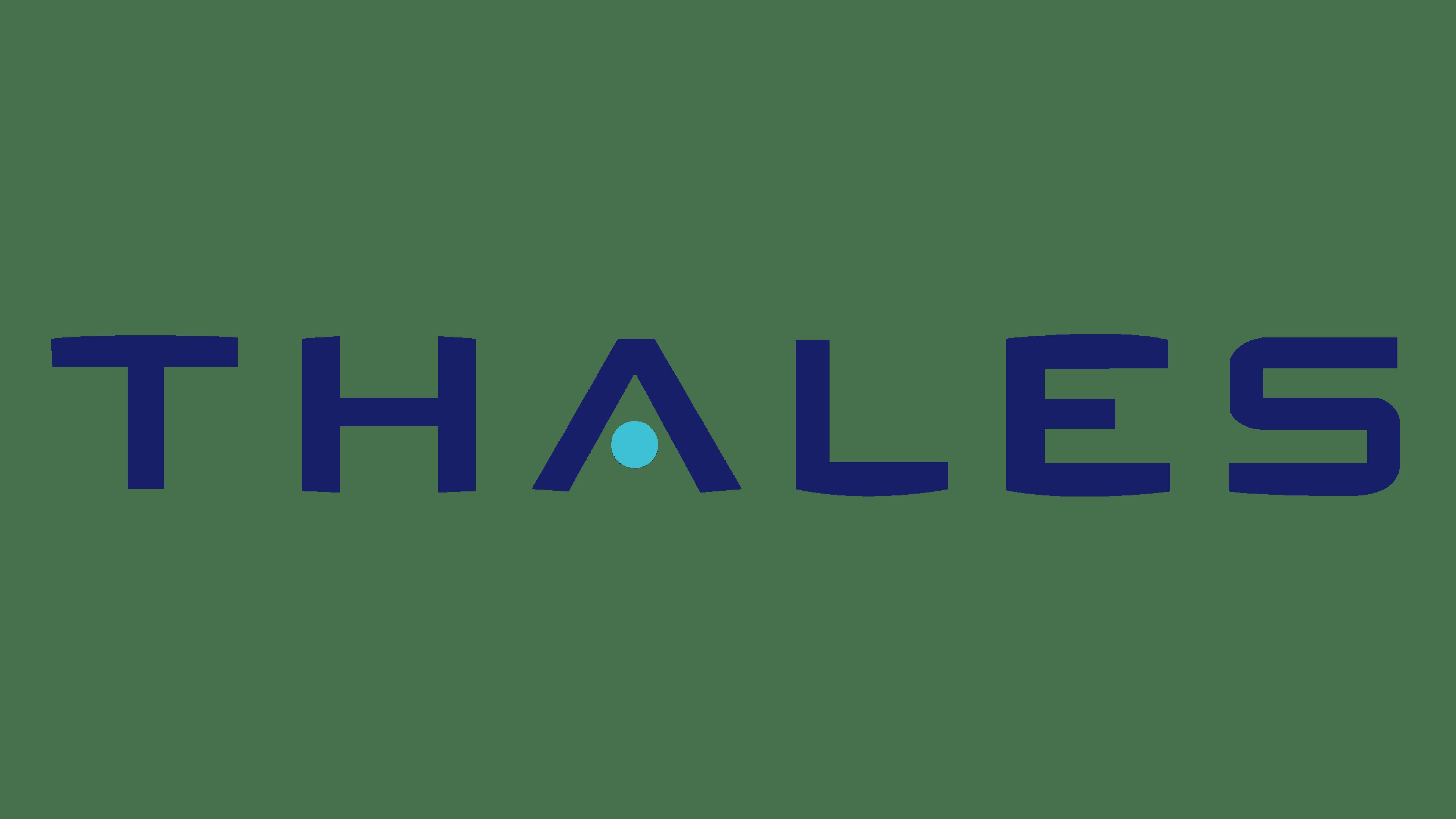 Thales Group Logo Logo