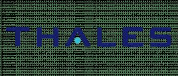 Thales Training & Simulation Logo Logo
