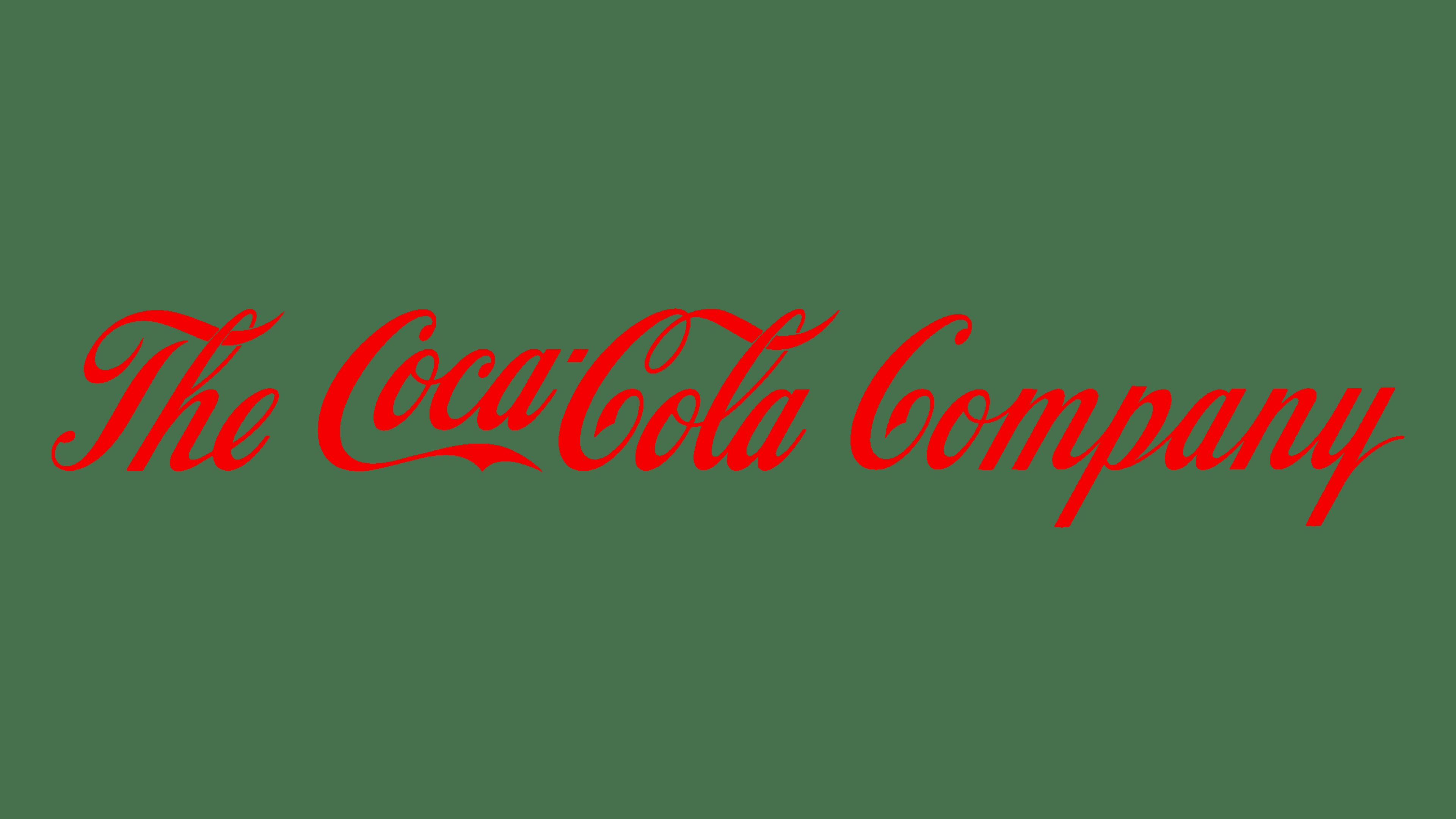 The Coca-Cola Company Logo Logo