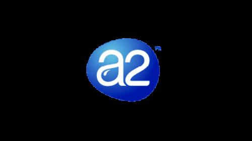 The a2 Milk Company Logo 2000