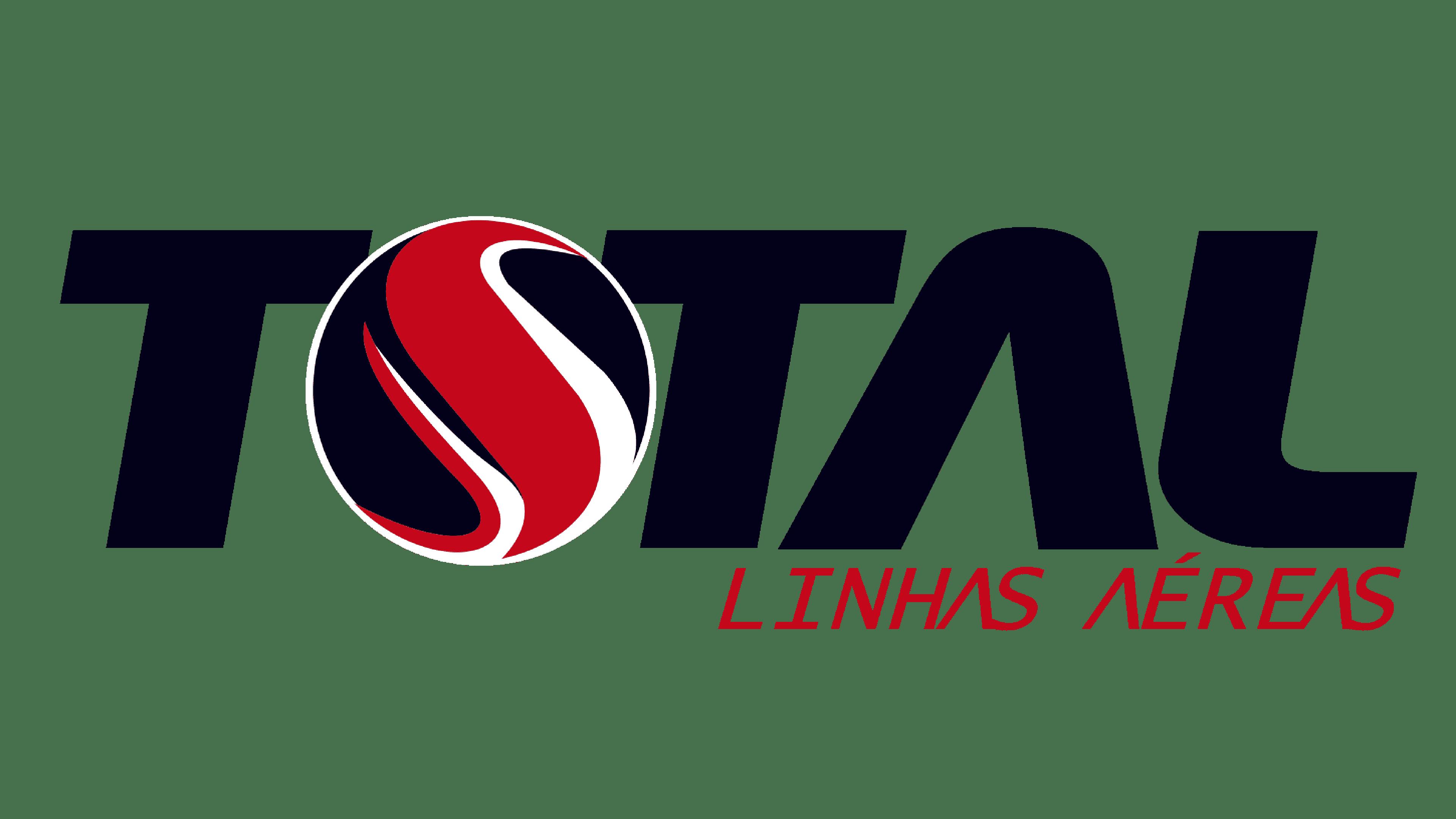 Total Linhas Aéreas Logo Logo