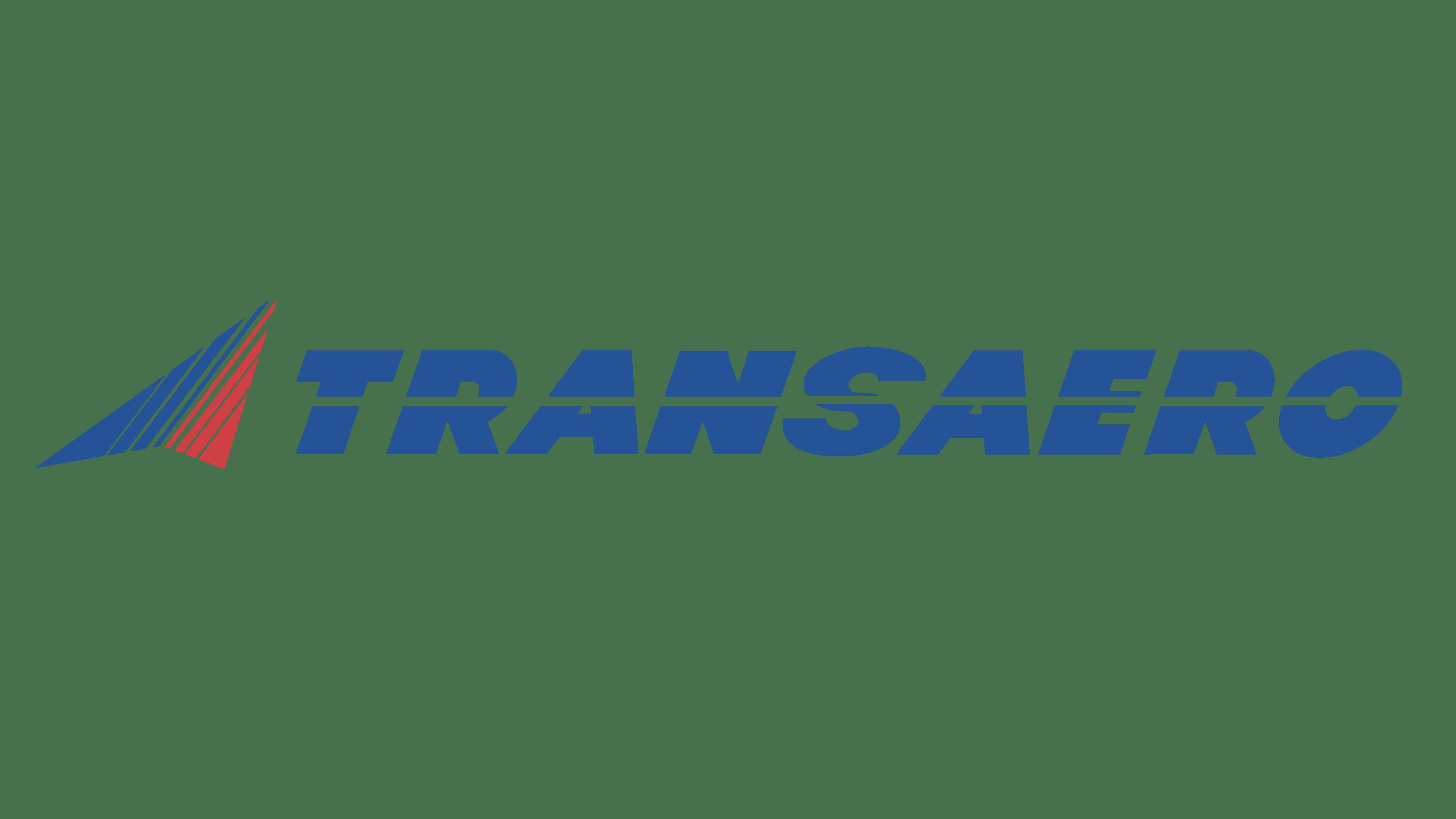 Transaero Airlines Logo Logo