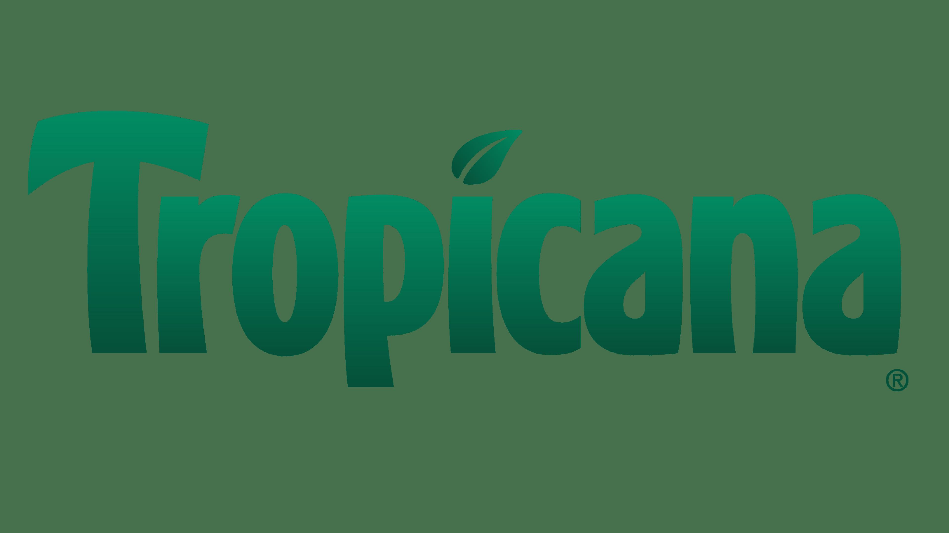 Tropicana Products Logo Logo