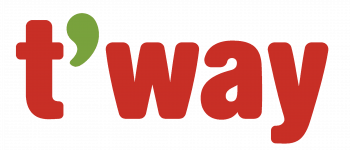 T'way Airlines Logo Logo