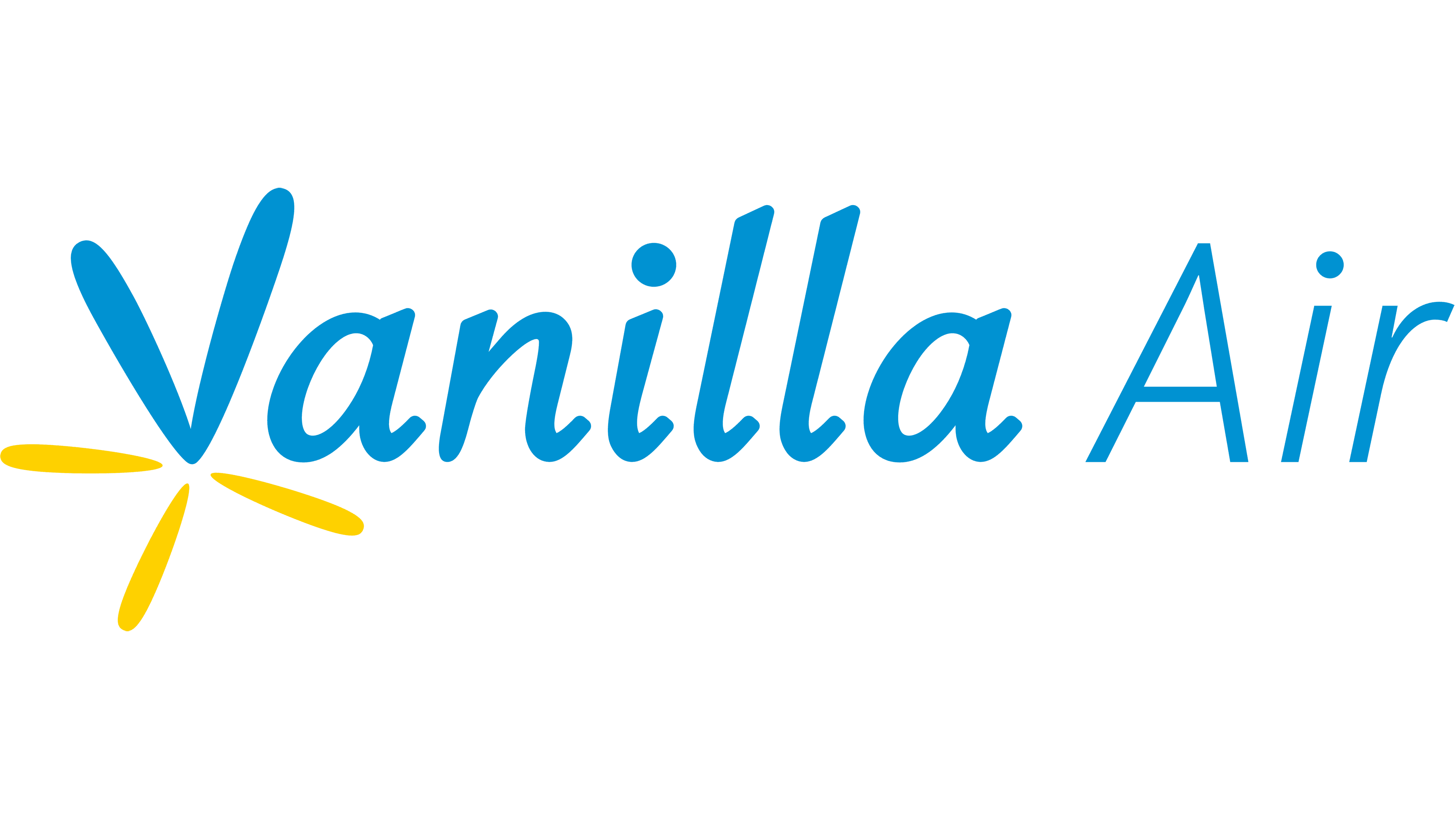 Vanilla Air Logo Logo