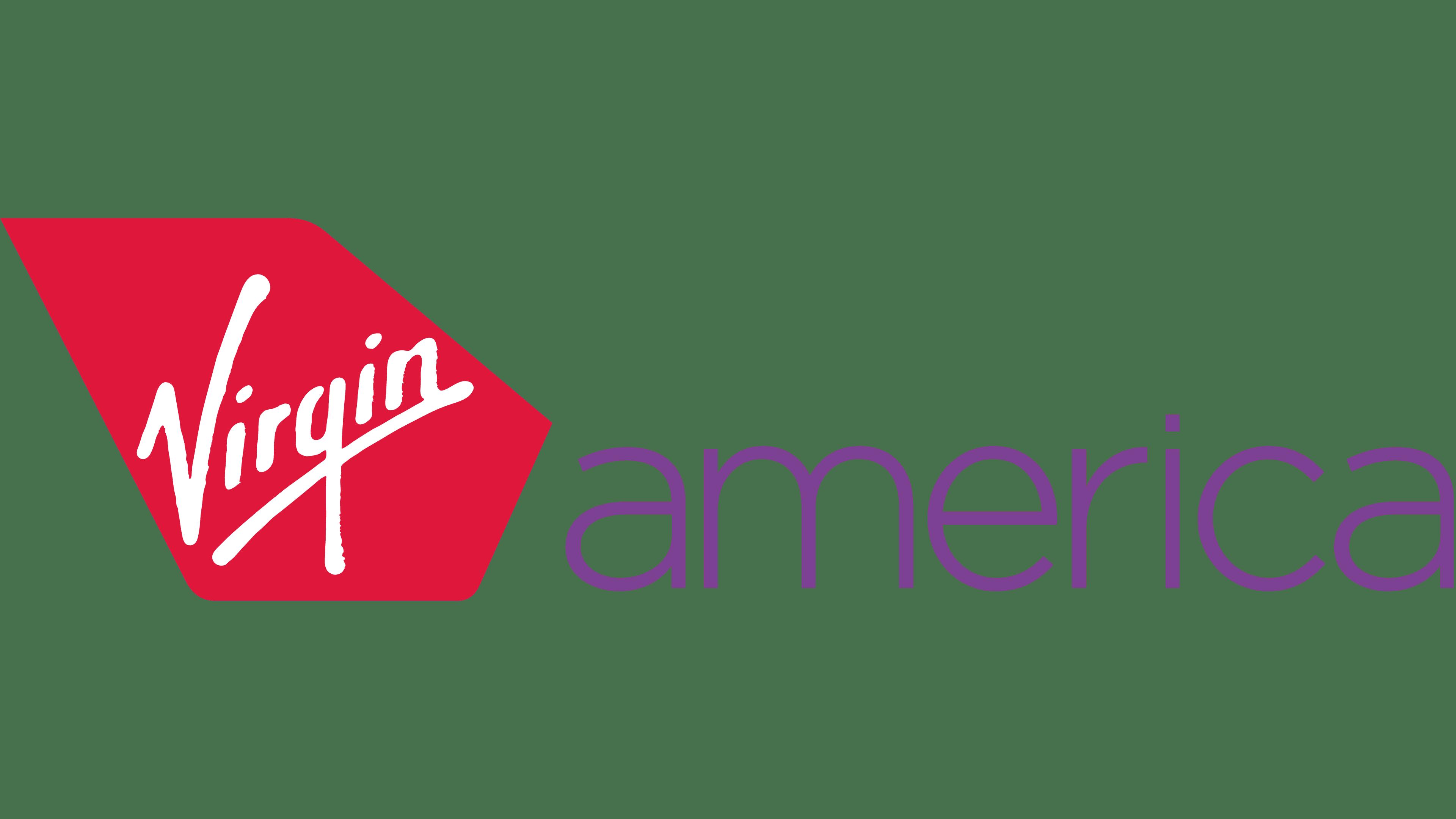 Virgin America Logo Logo