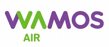 Wamos Air Logo Logo